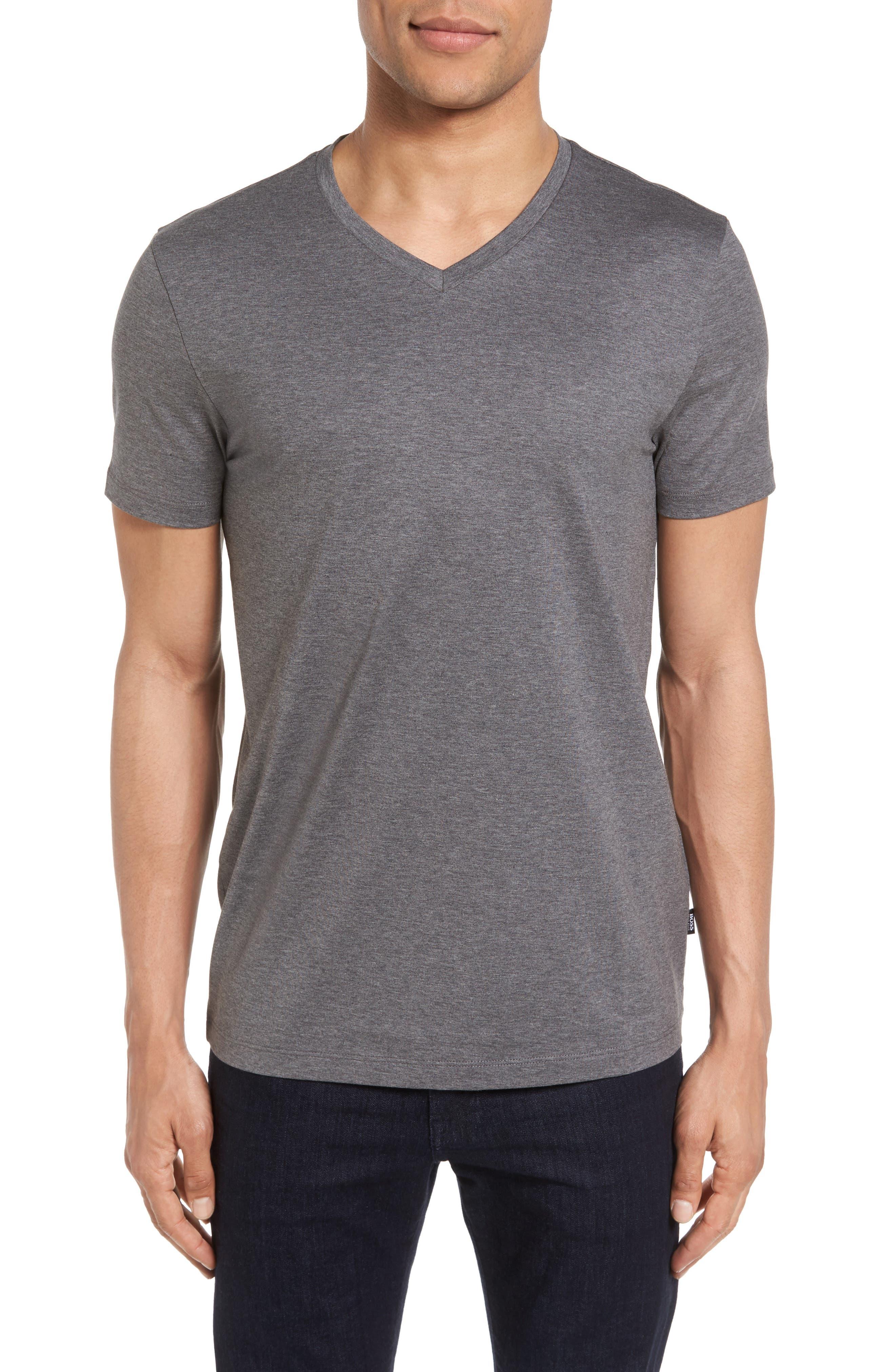 BOSS V-Neck T-Shirt