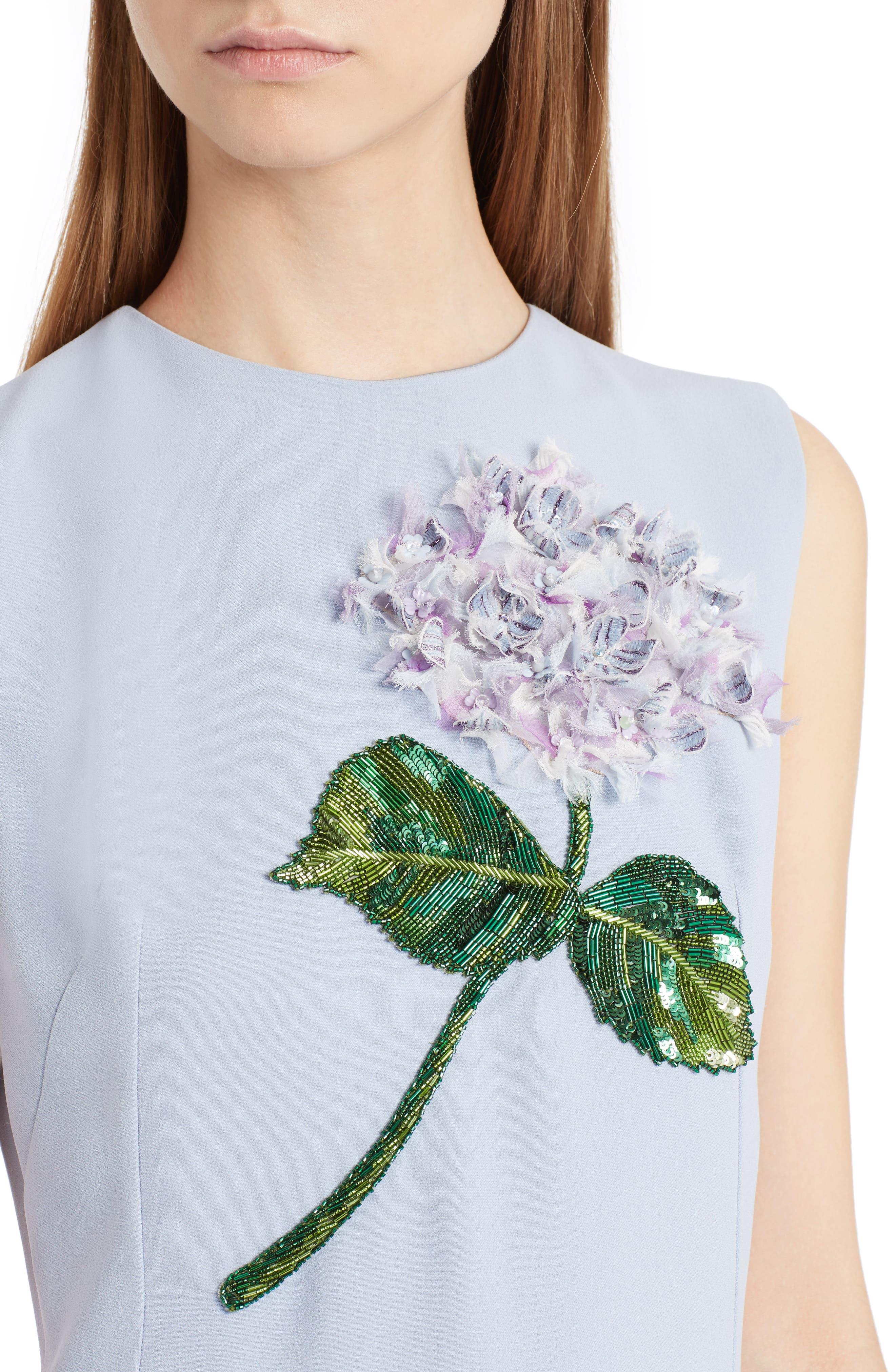 Alternate Image 5  - Dolce&Gabbana Embellished Ruffle Hem Dress