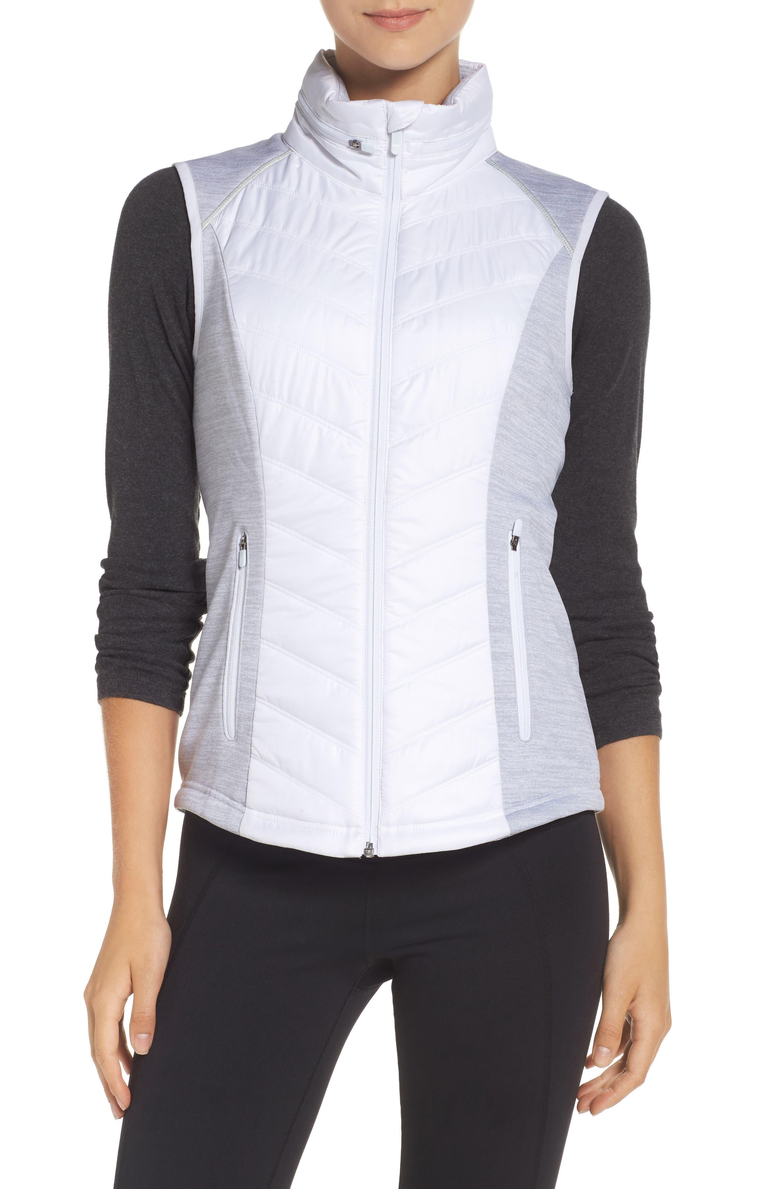 Zella Zelfusion Water Repellent Vest