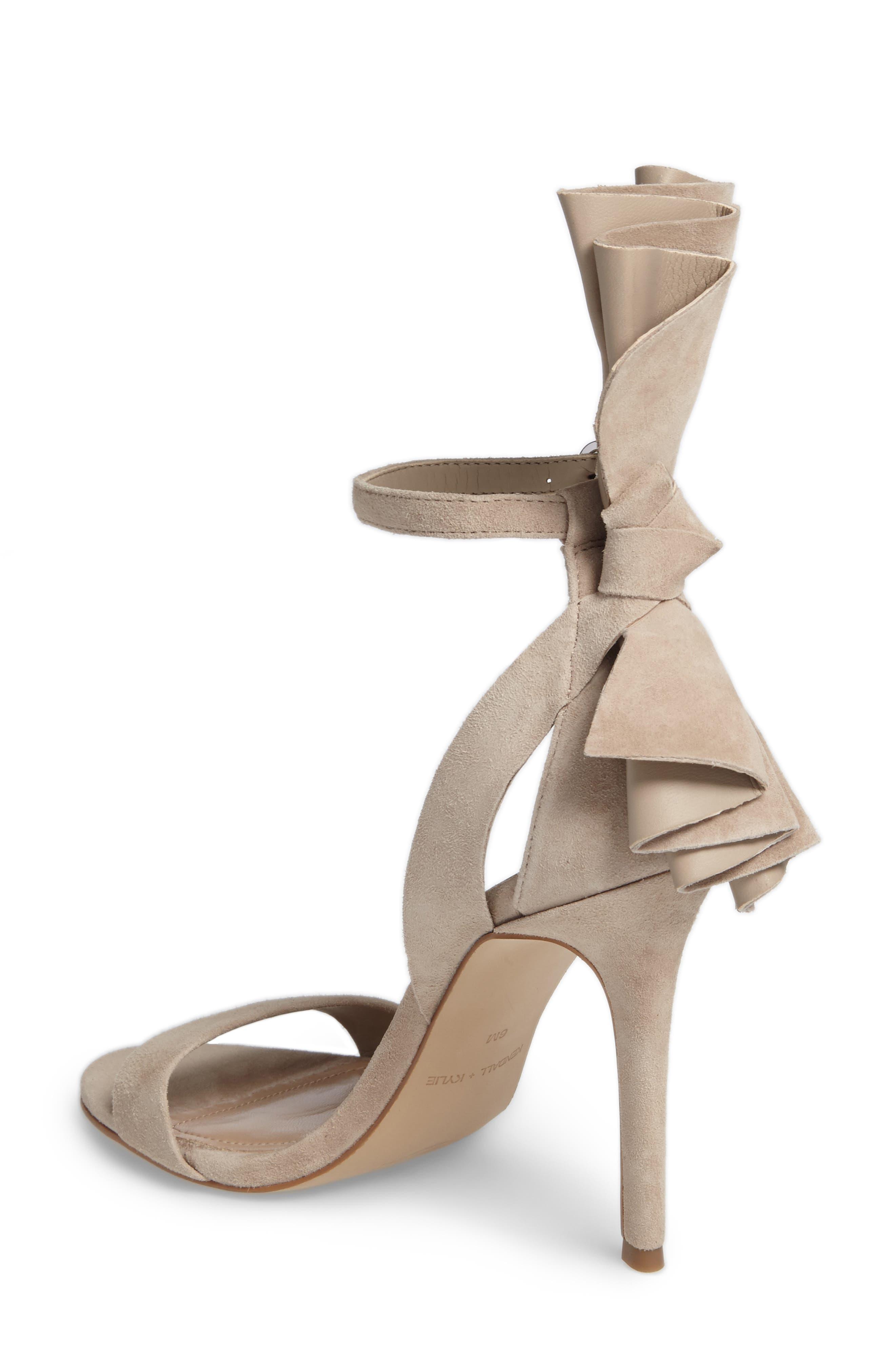 Alternate Image 2  - KENDALL + KYLIE Eve Ankle Strap Sandal (Women)