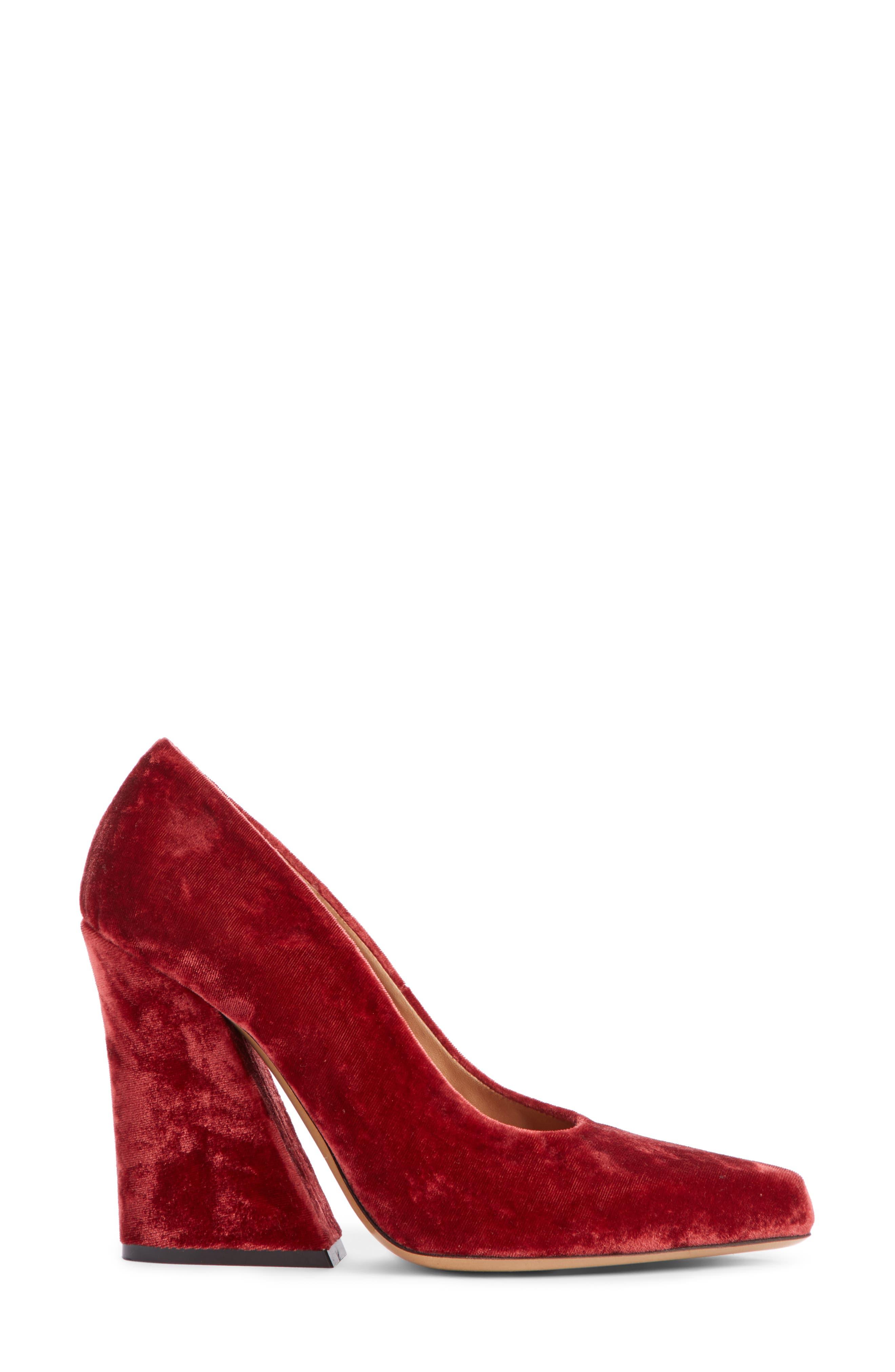 Alternate Image 4  - Dries Van Noten Block Heel Pump (Women)