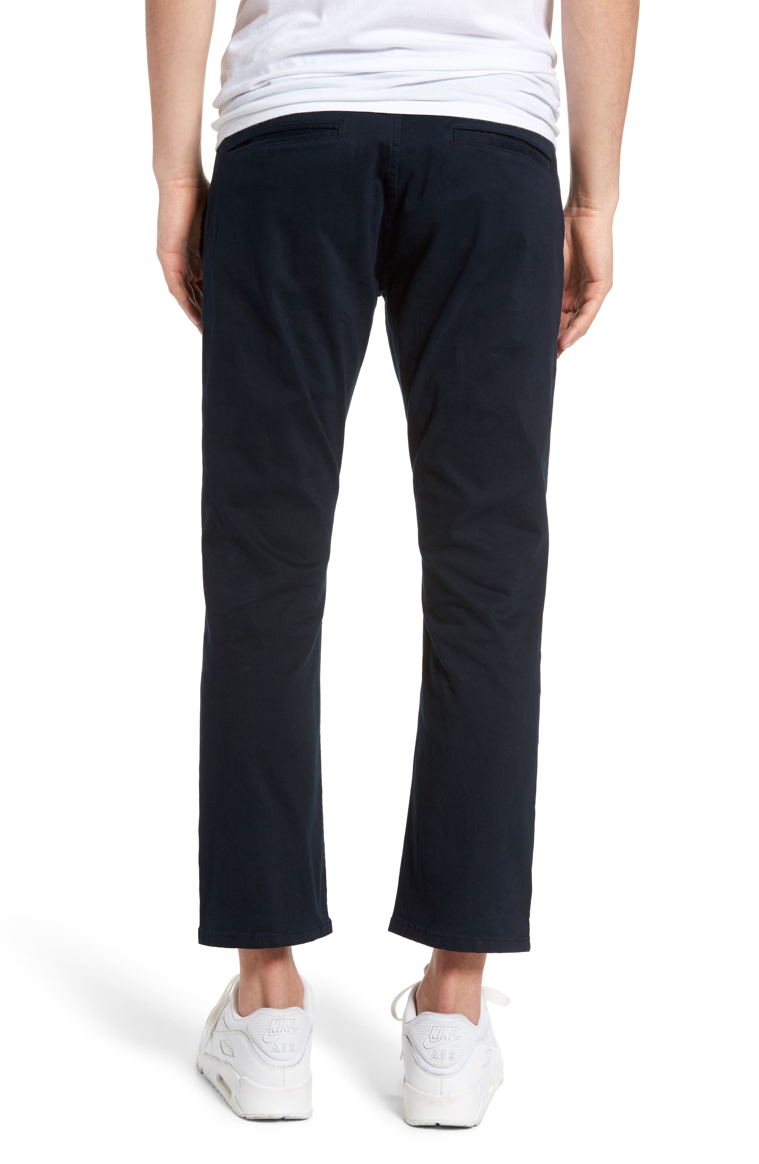 Alternate Image 2  - Imperial Motion Federal Cropped Chinos