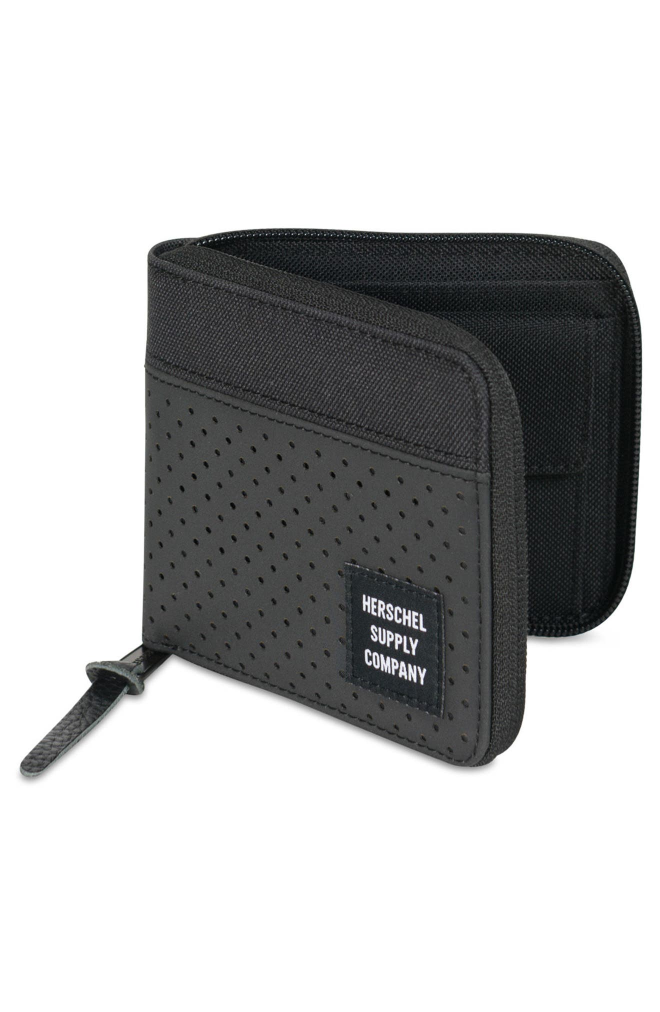 Alternate Image 3  - Herschel Supply Co. Walt RFID Zip Wallet