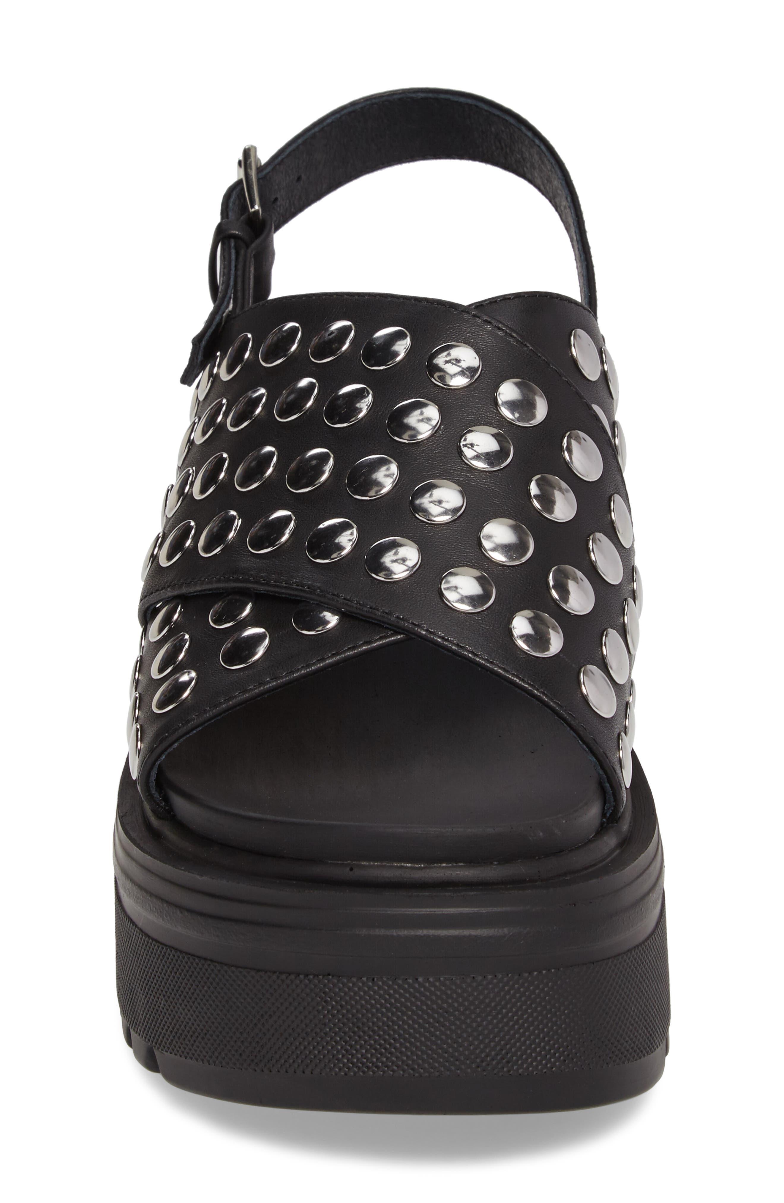 Alternate Image 4  - Shellys London Diana Platform Sandal (Women)
