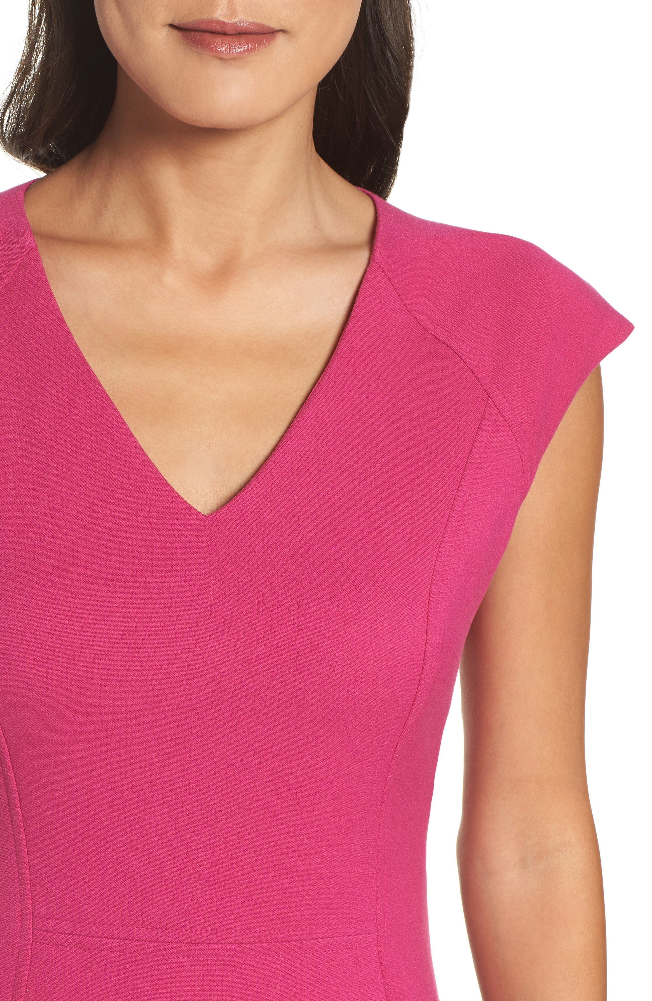 Alternate Image 4  - Vince Camuto Body-Con Dress