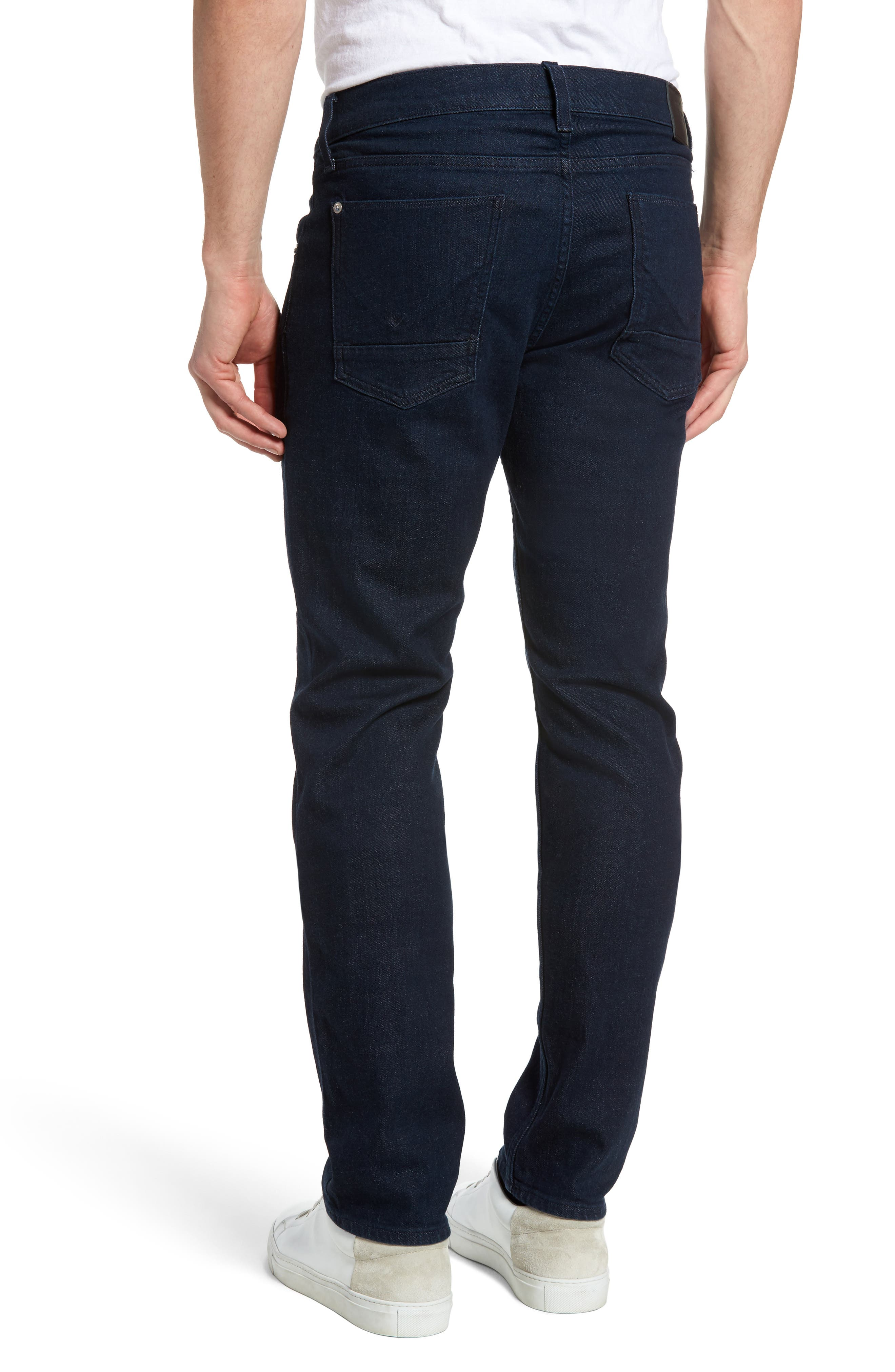 Blake Slim Fit Jeans,                             Alternate thumbnail 2, color,                             Firebrand