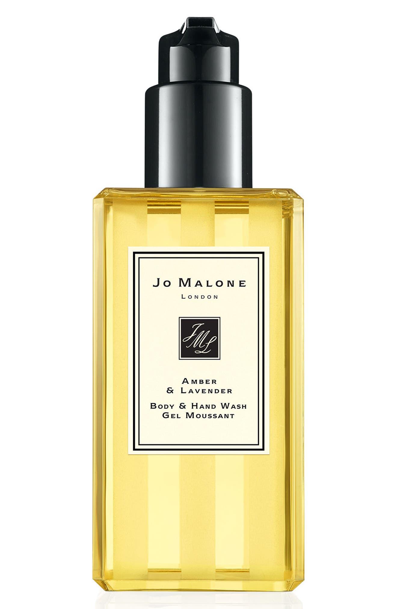 Main Image - Jo Malone London™ Amber & Lavender Body & Hand Wash
