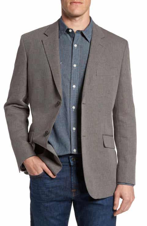 Linen Blazers & Sport Coats for Men | Nordstrom | Nordstrom