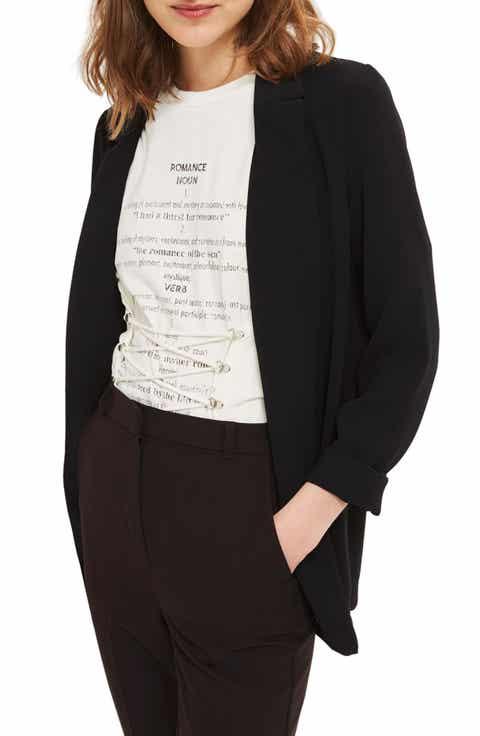 Black Coats Amp Jackets For Women Nordstrom Nordstrom