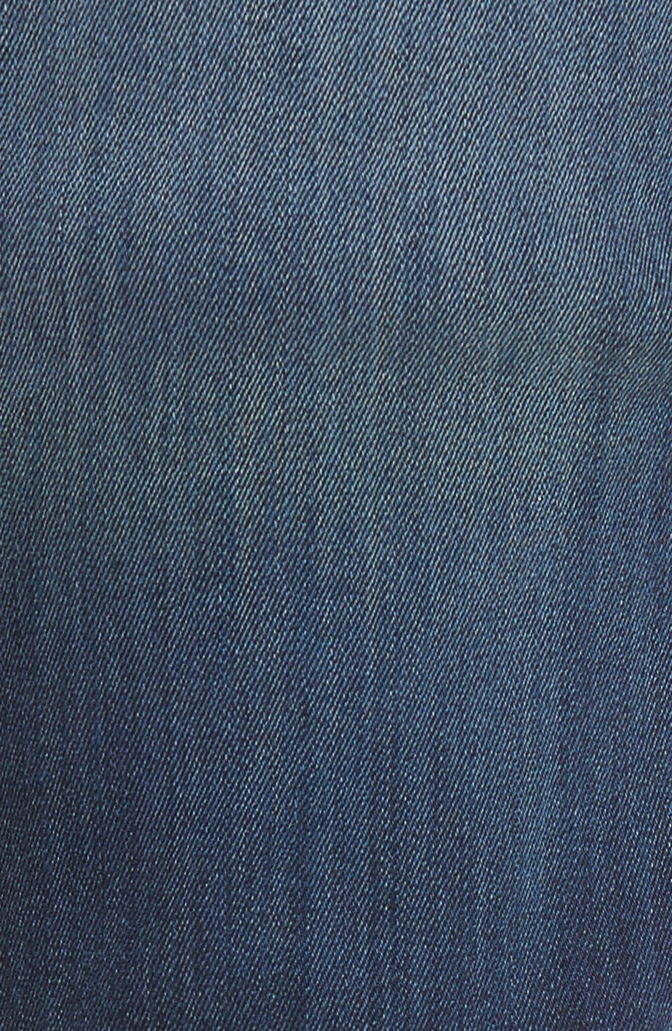Alternate Image 5  - True Religion Brand Jeans Jack Skinny Fit Jeans (Desert Highway)