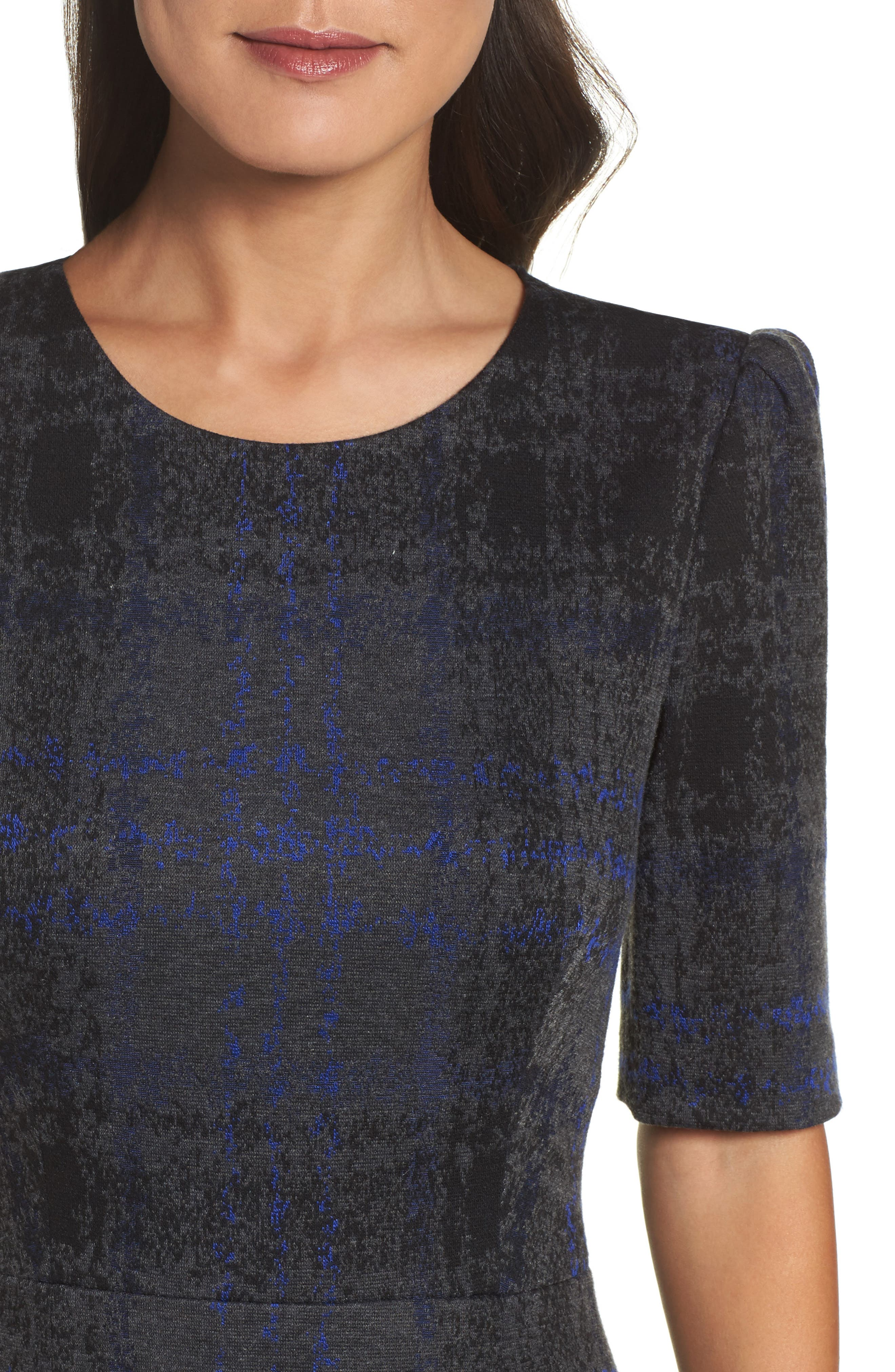 Alternate Image 5  - Betsey Johnson Asymmetrical Dress