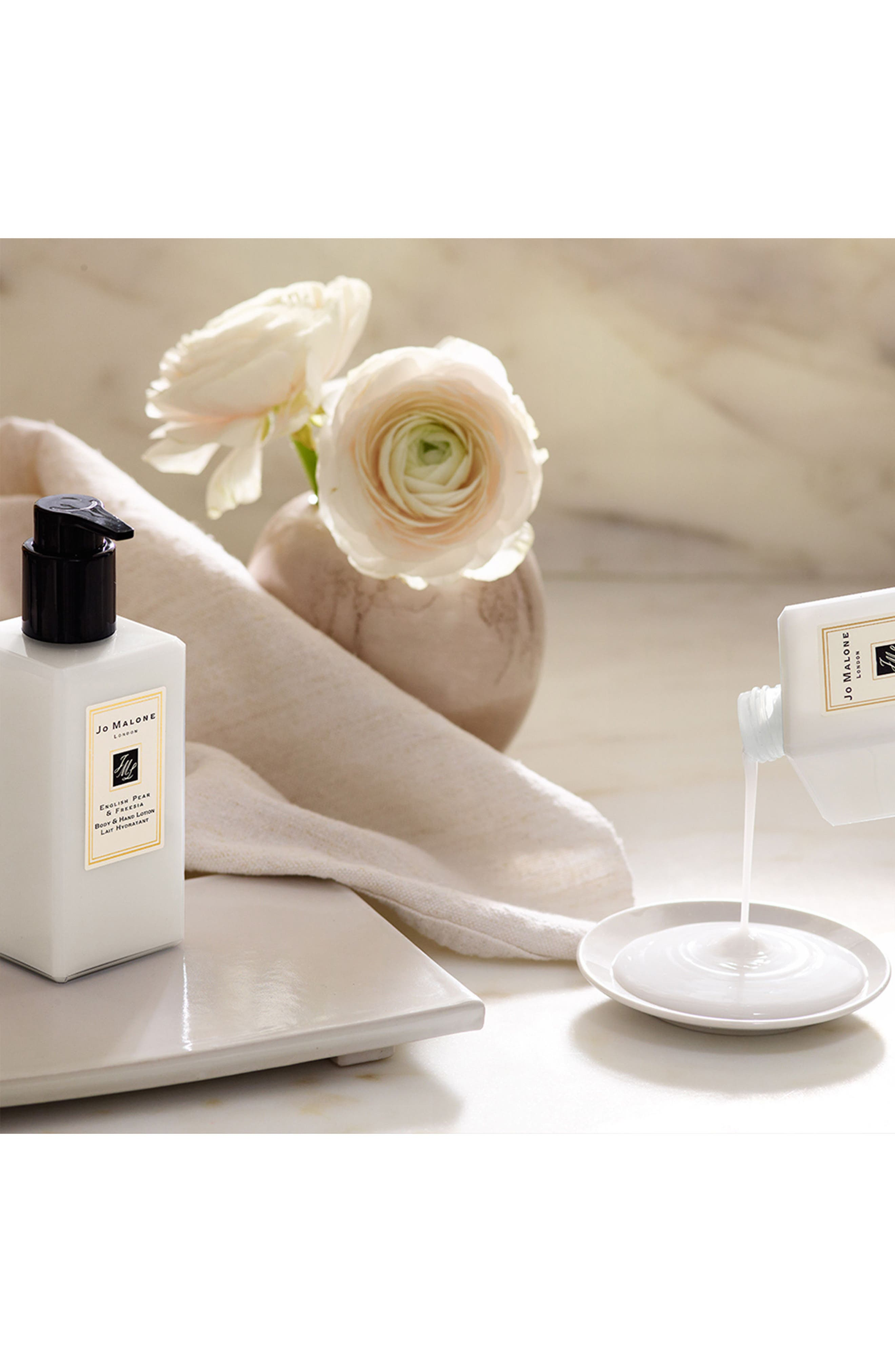 Alternate Image 5  - Jo Malone London™ English Pear & Freesia Body & Hand Lotion