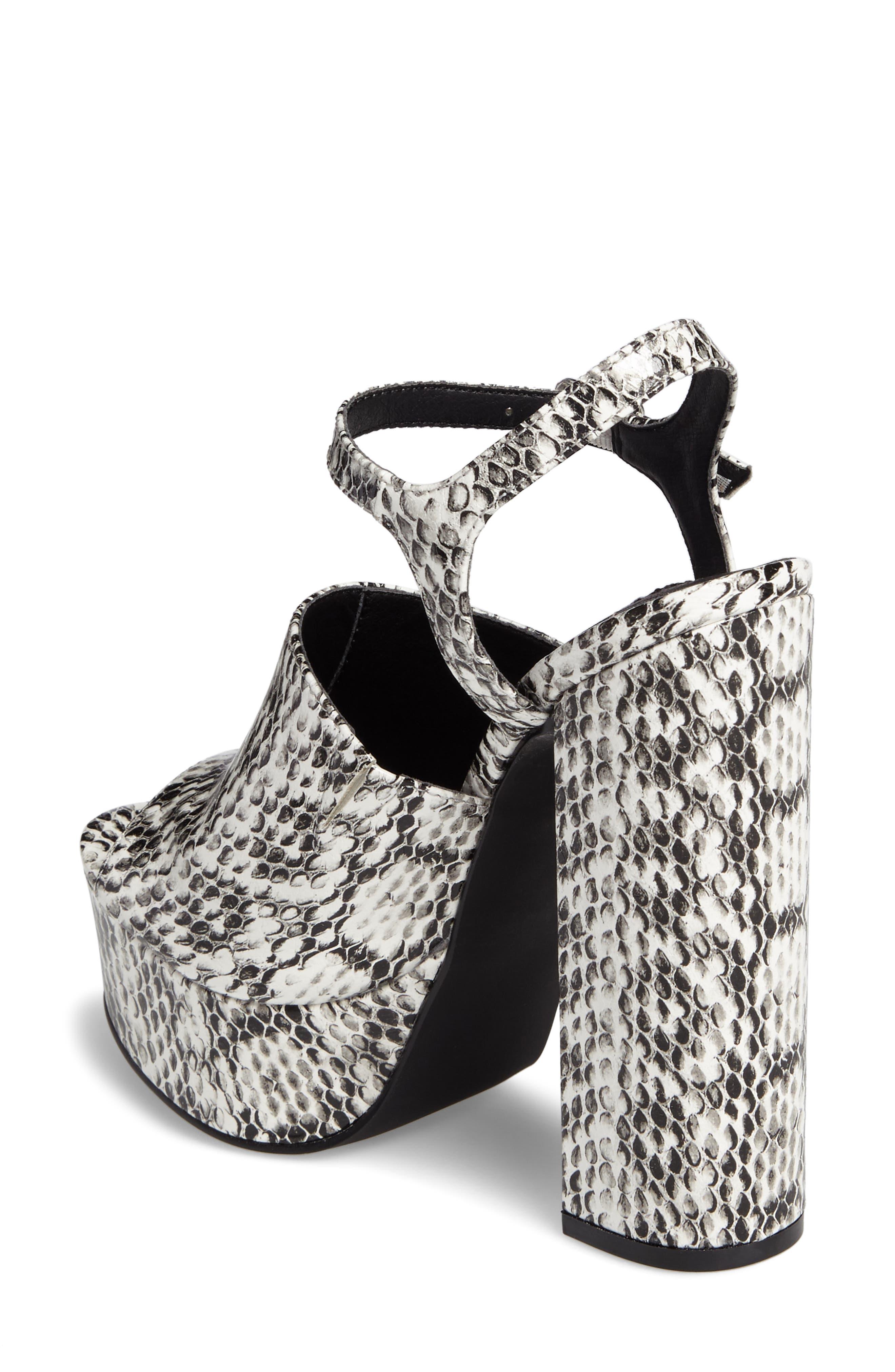 Alternate Image 2  - Steve Madden Studio Mega Platform Sandal (Women)