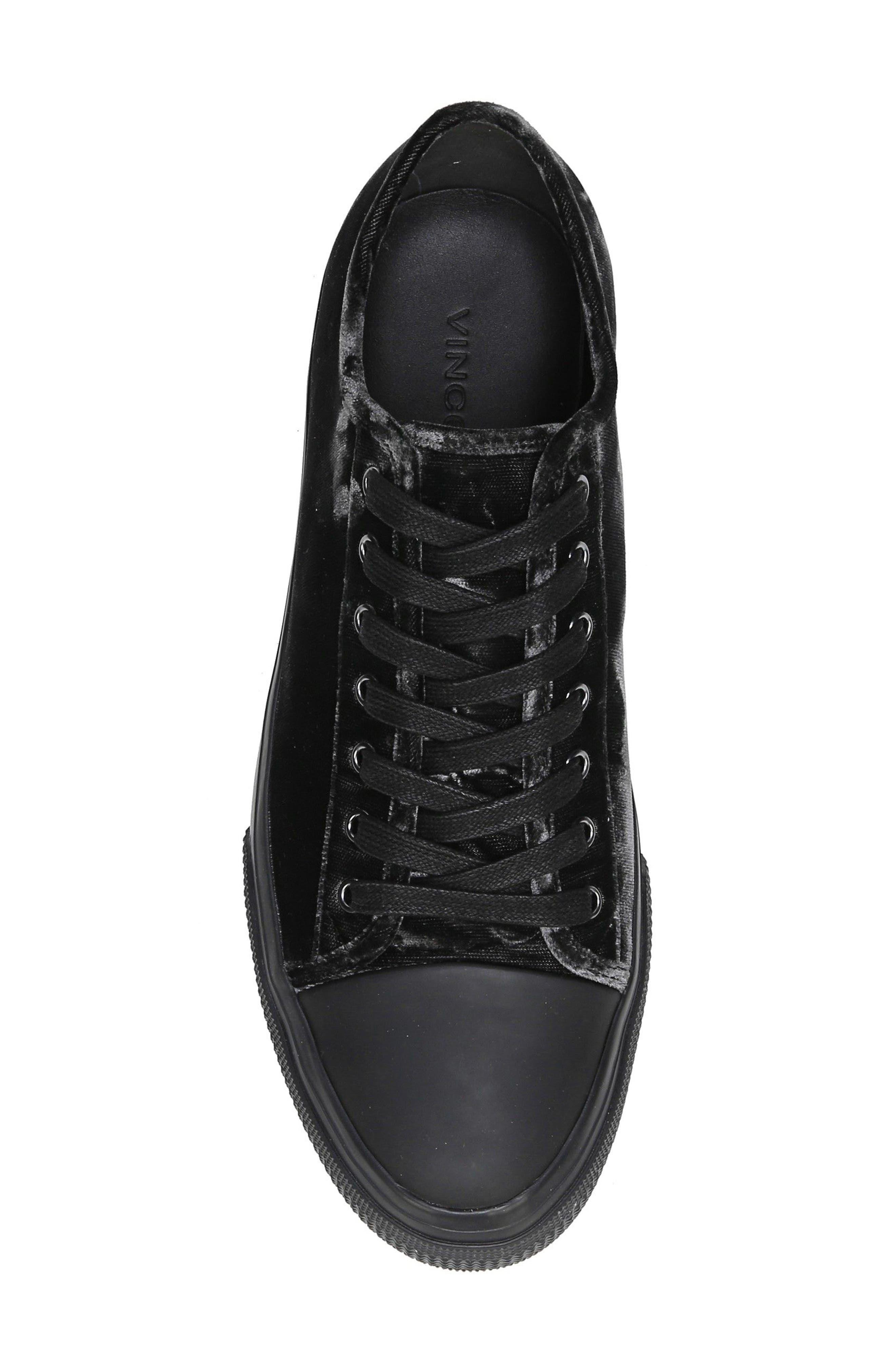 Tiller Sneaker,                             Alternate thumbnail 5, color,                             Graphite/ Black