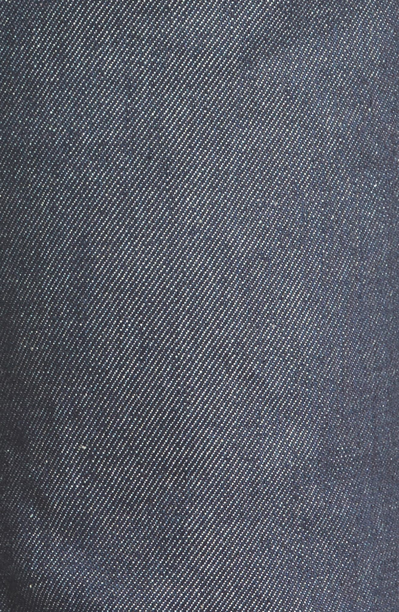 North Skinny Jeans,                             Alternate thumbnail 5, color,                             Indigo