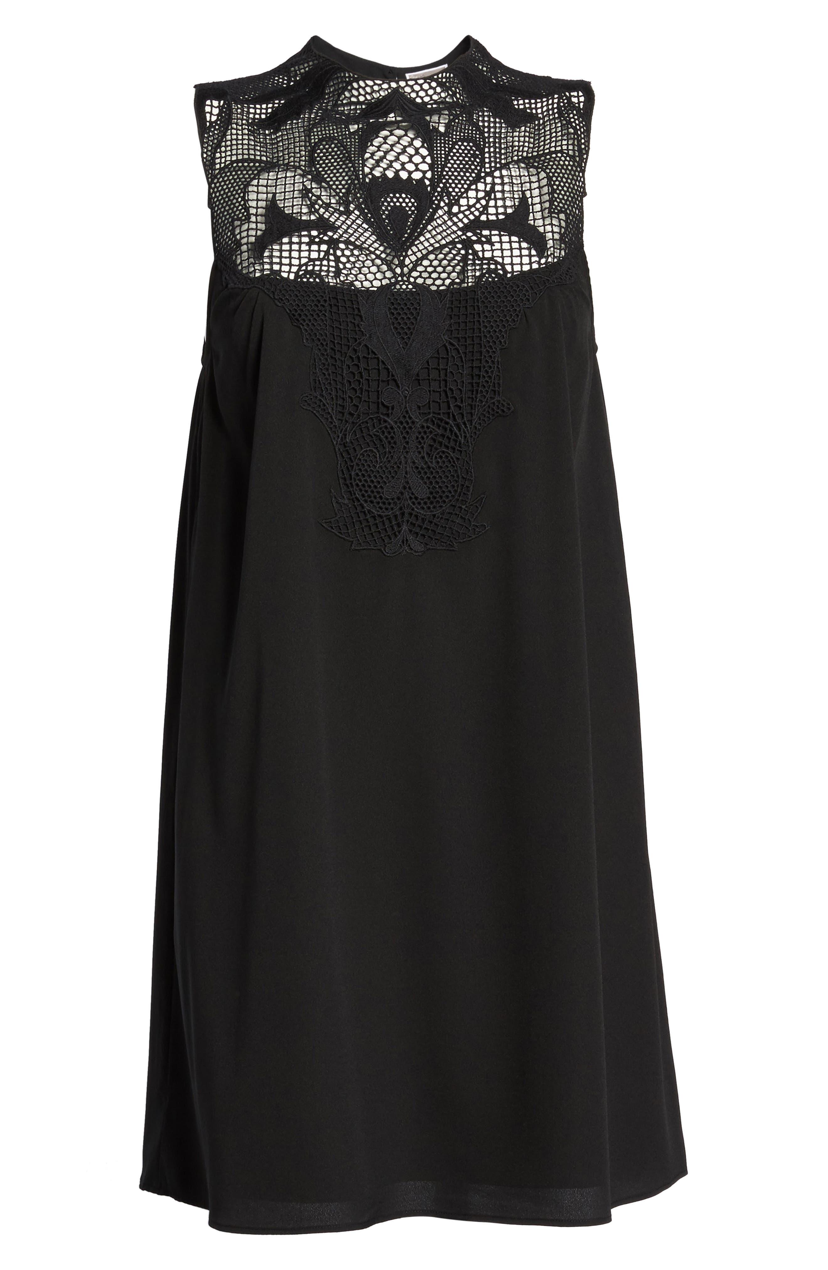 Alternate Image 6  - Chelsea28 Swing Dress