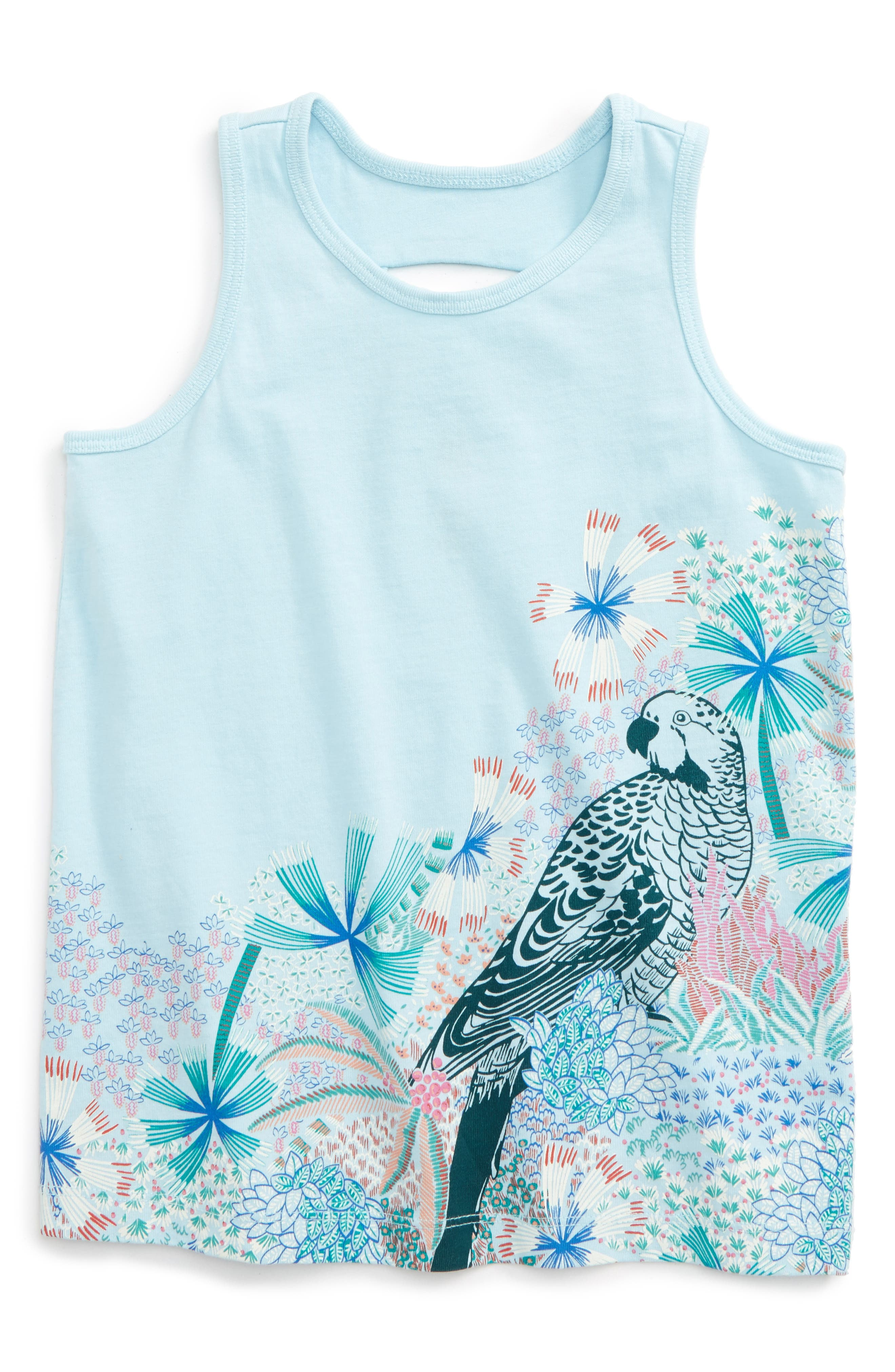 Tea Collection Rosella Tank (Toddler Girls, Little Girls & Big Girls)