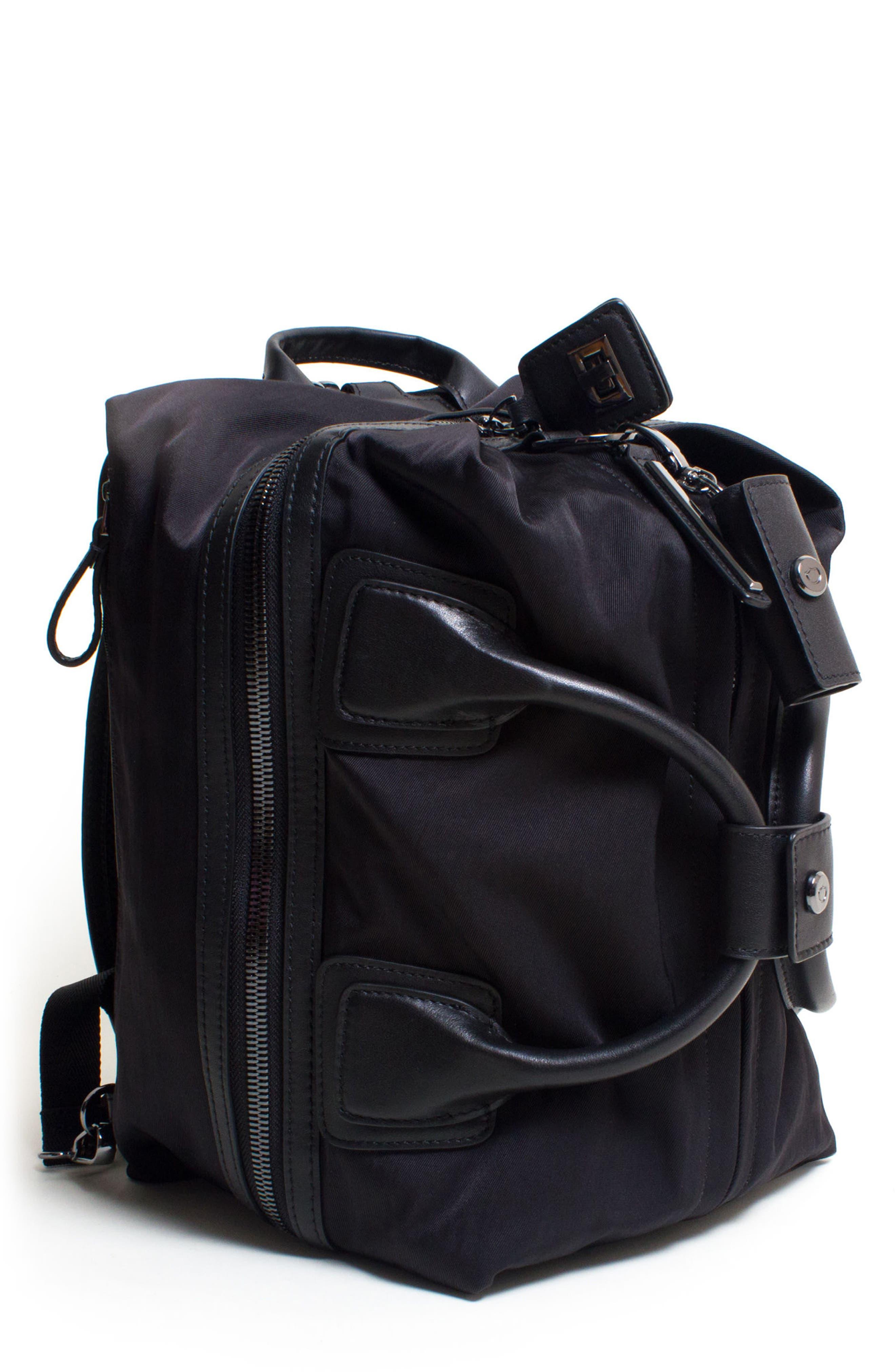 Caraa Studio Duffel Backpack