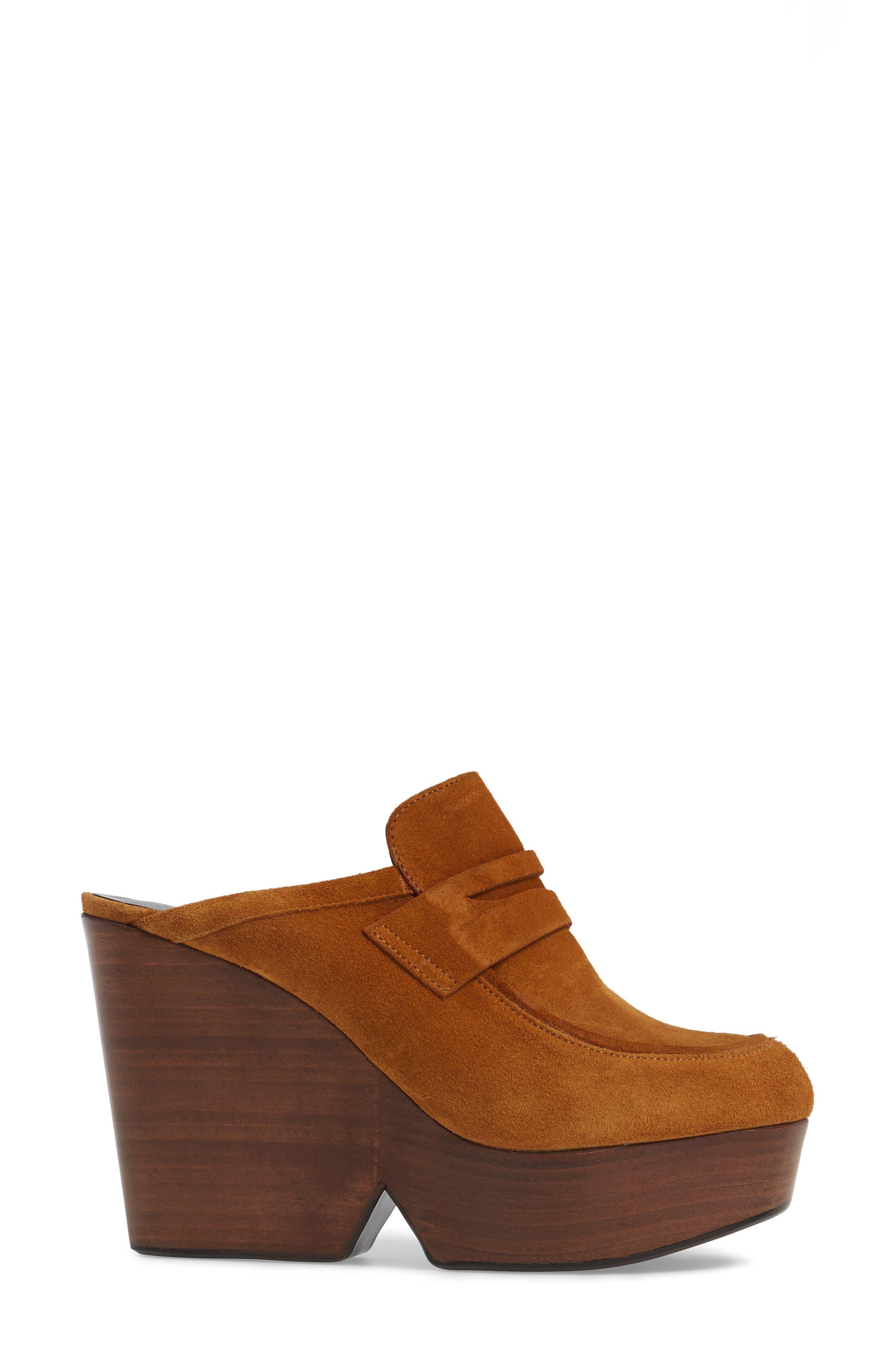 Alternate Image 3  - Robert Clergerie Damor Platform Loafer Mule (Women)