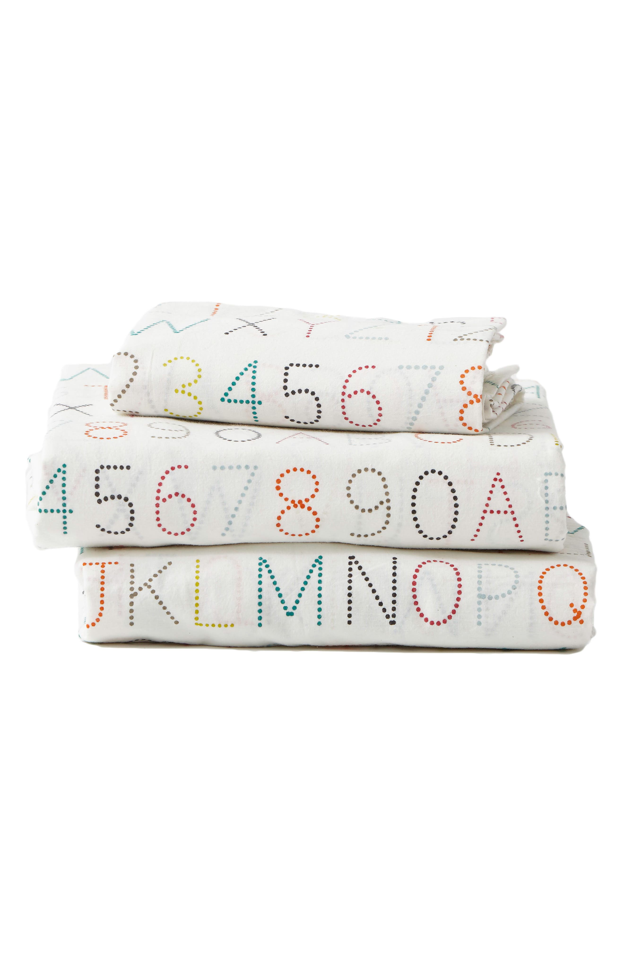 Main Image - Petit Pehr Alphabet Sheet Set