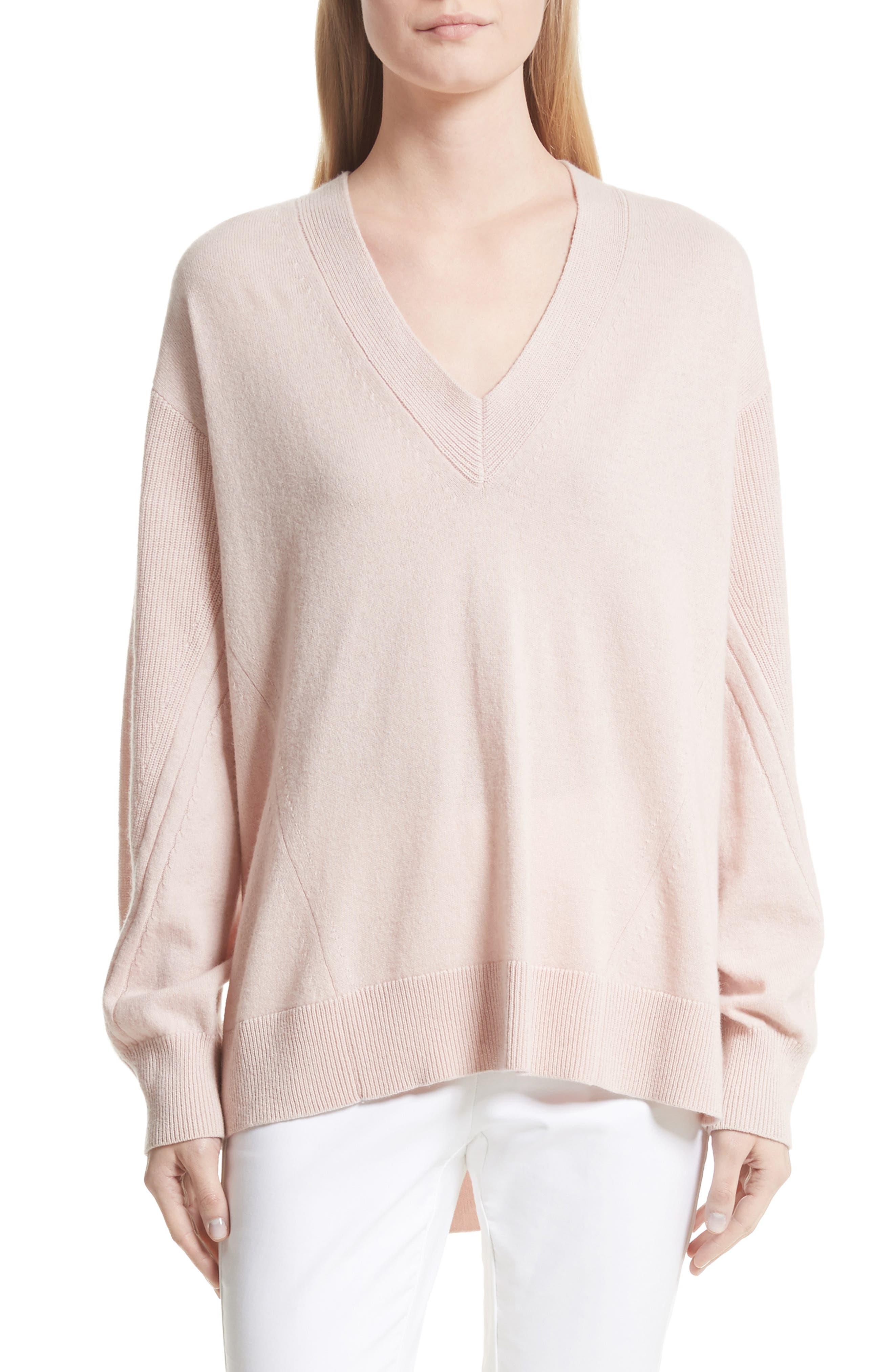 Alternate Image 1 Selected - rag & bone Ace Cashmere Sweater