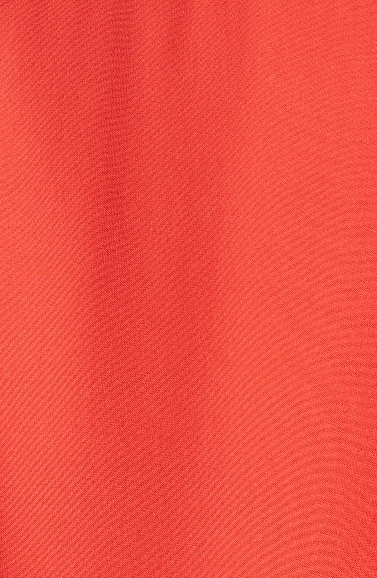 Alternate Image 5  - rag & bone Victor Silk Blouse