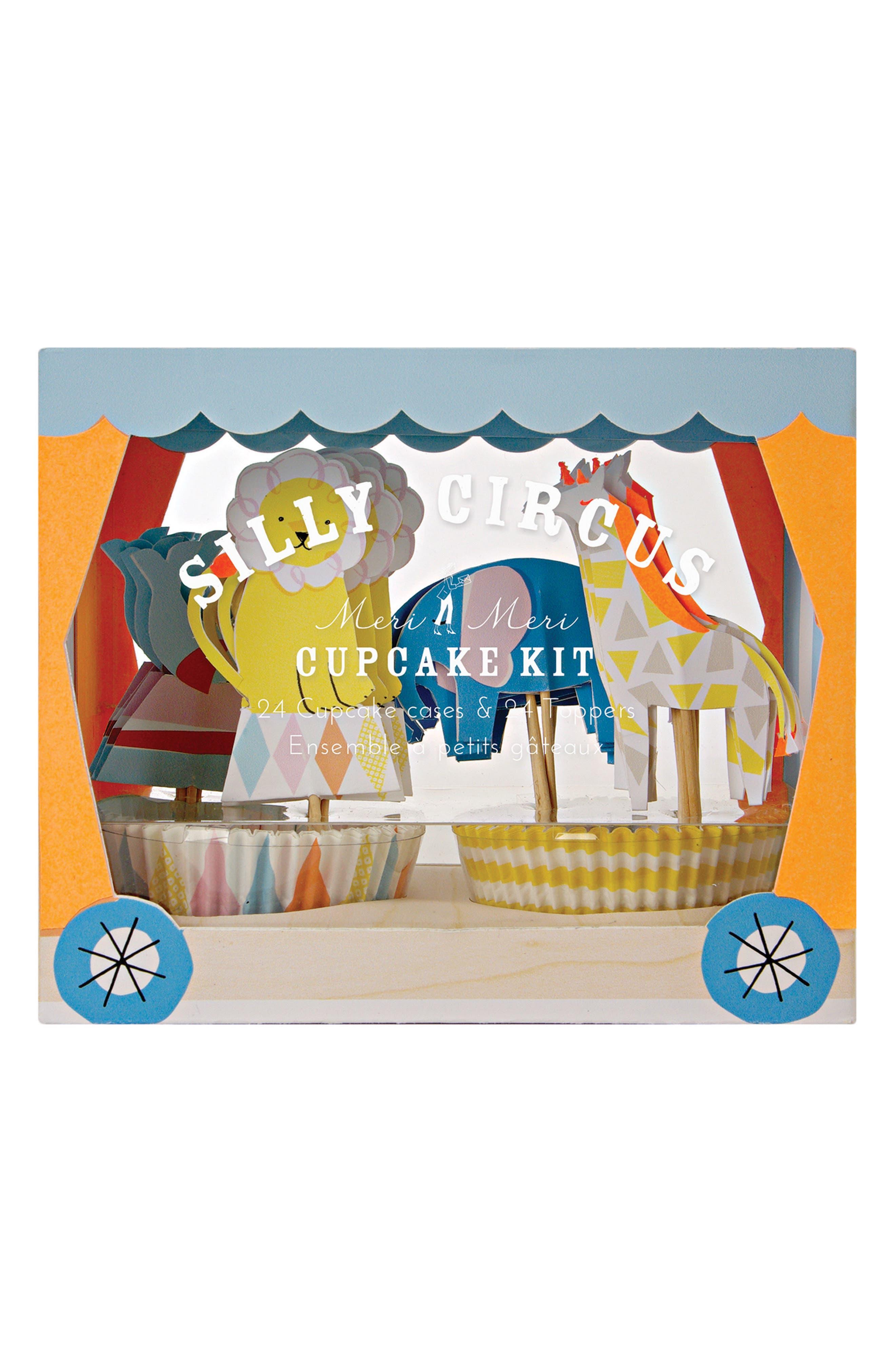 Alternate Image 5  - Meri Meri Silly Circus Party Bundle
