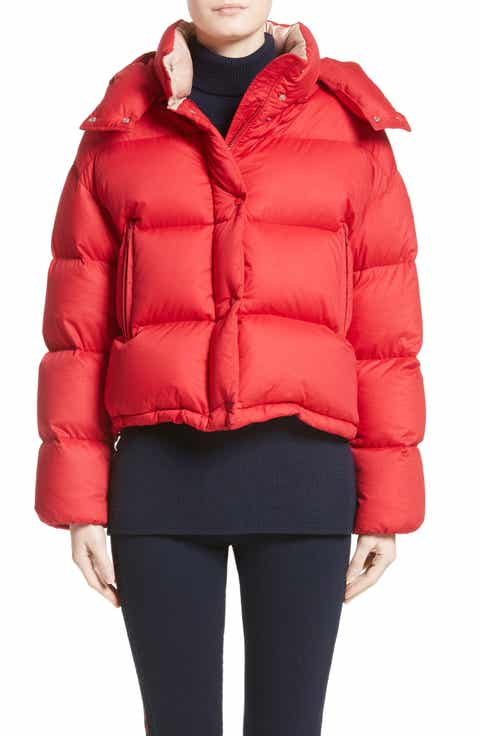 Women's Red Quilted & Puffer Coats & Jackets | Nordstrom