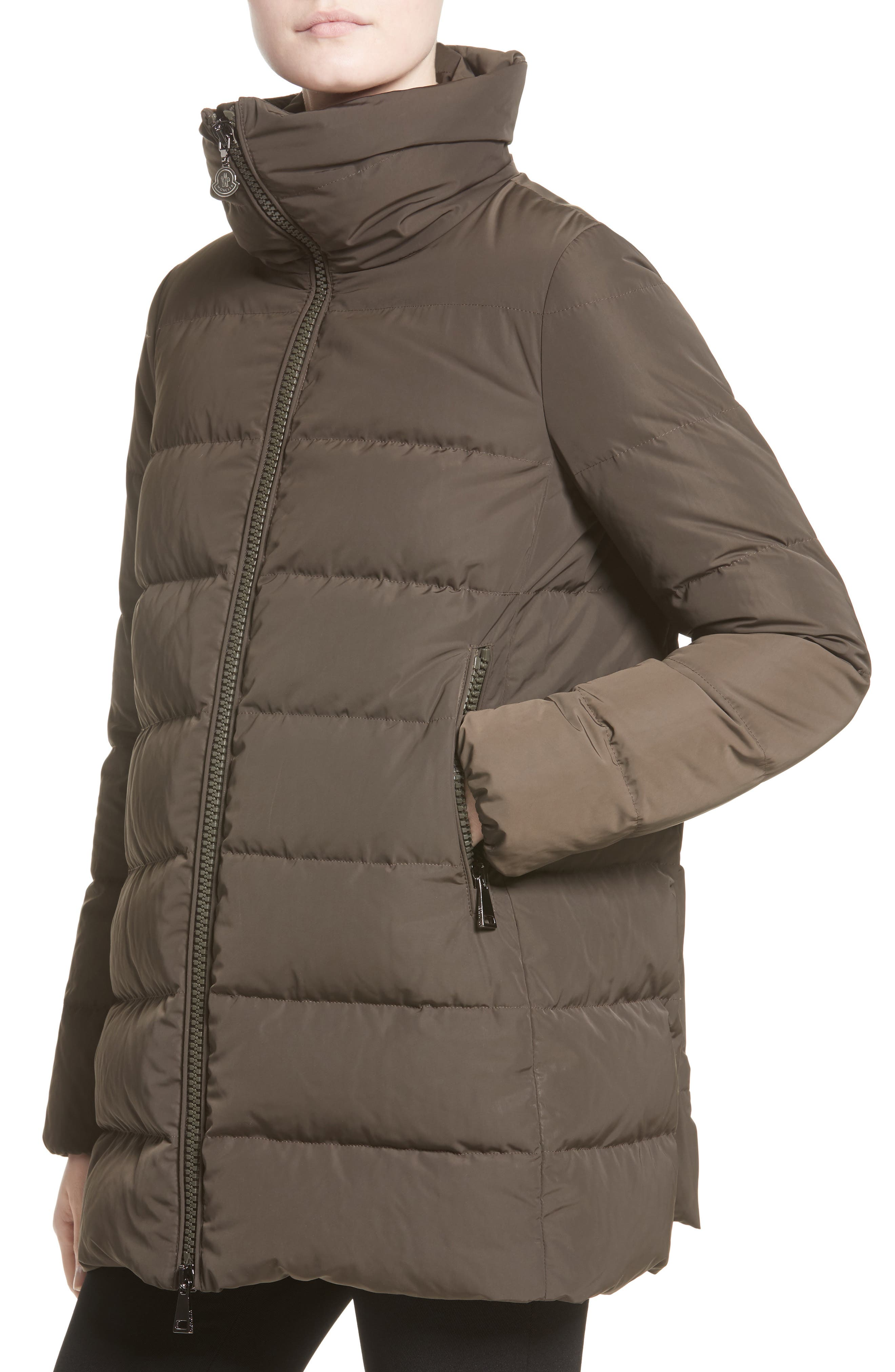 Alternate Image 4  - Moncler Petrea Quilted Down Puffer Jacket