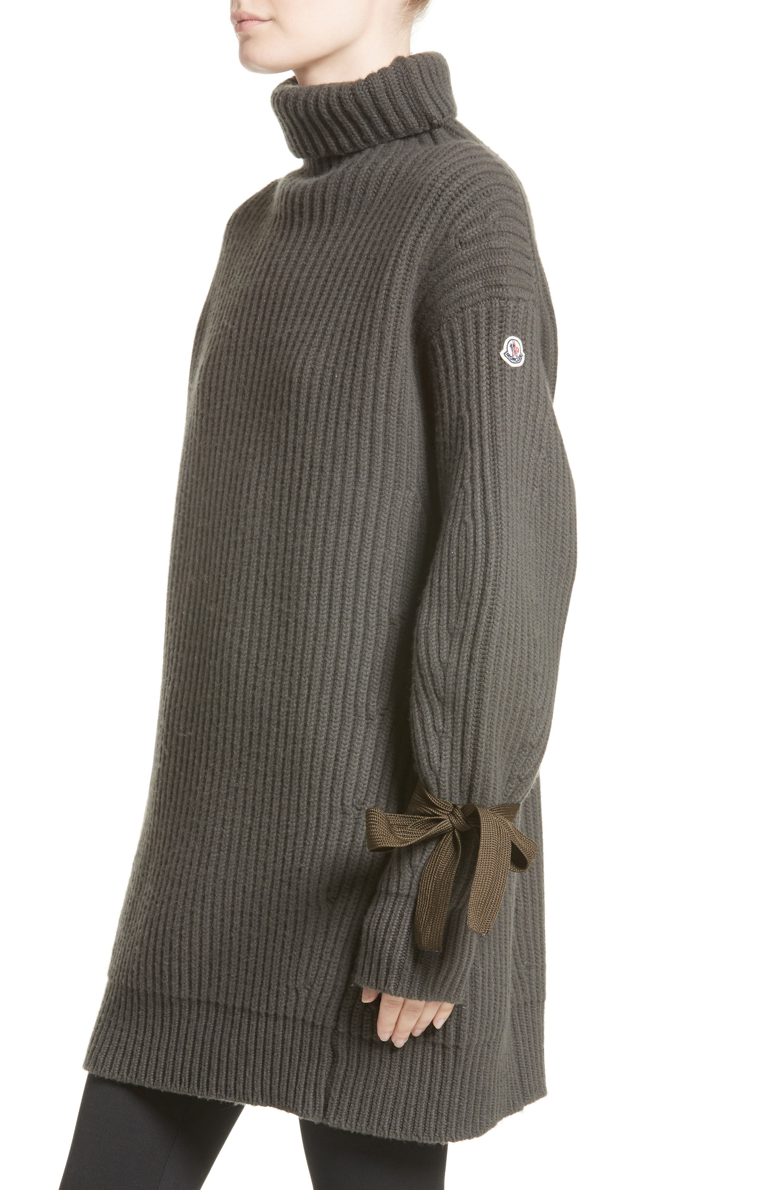 Ciclista Wool & Cashmere Sweater,                             Alternate thumbnail 6, color,                             Olive