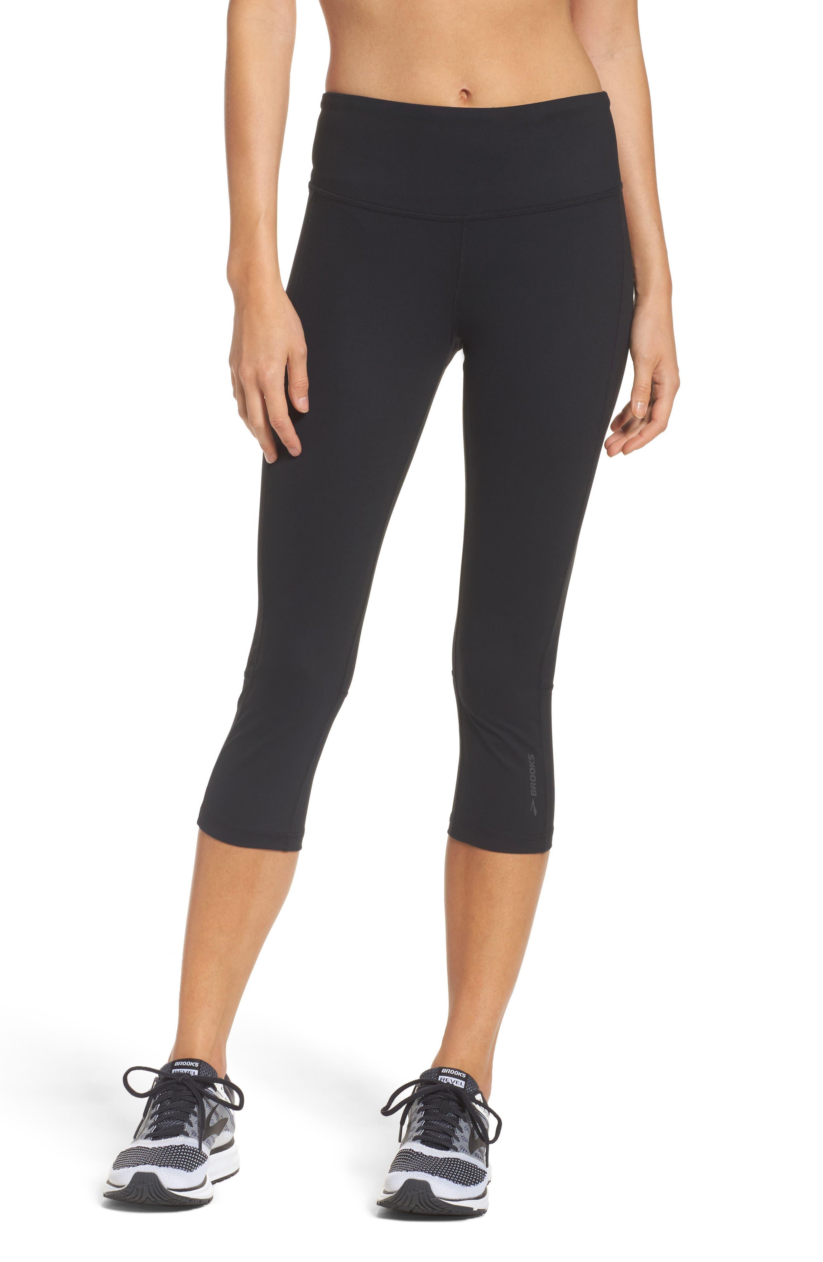 pants black clothing normal metro in ebonyblack comfort lyst moving product comforter gallery capri