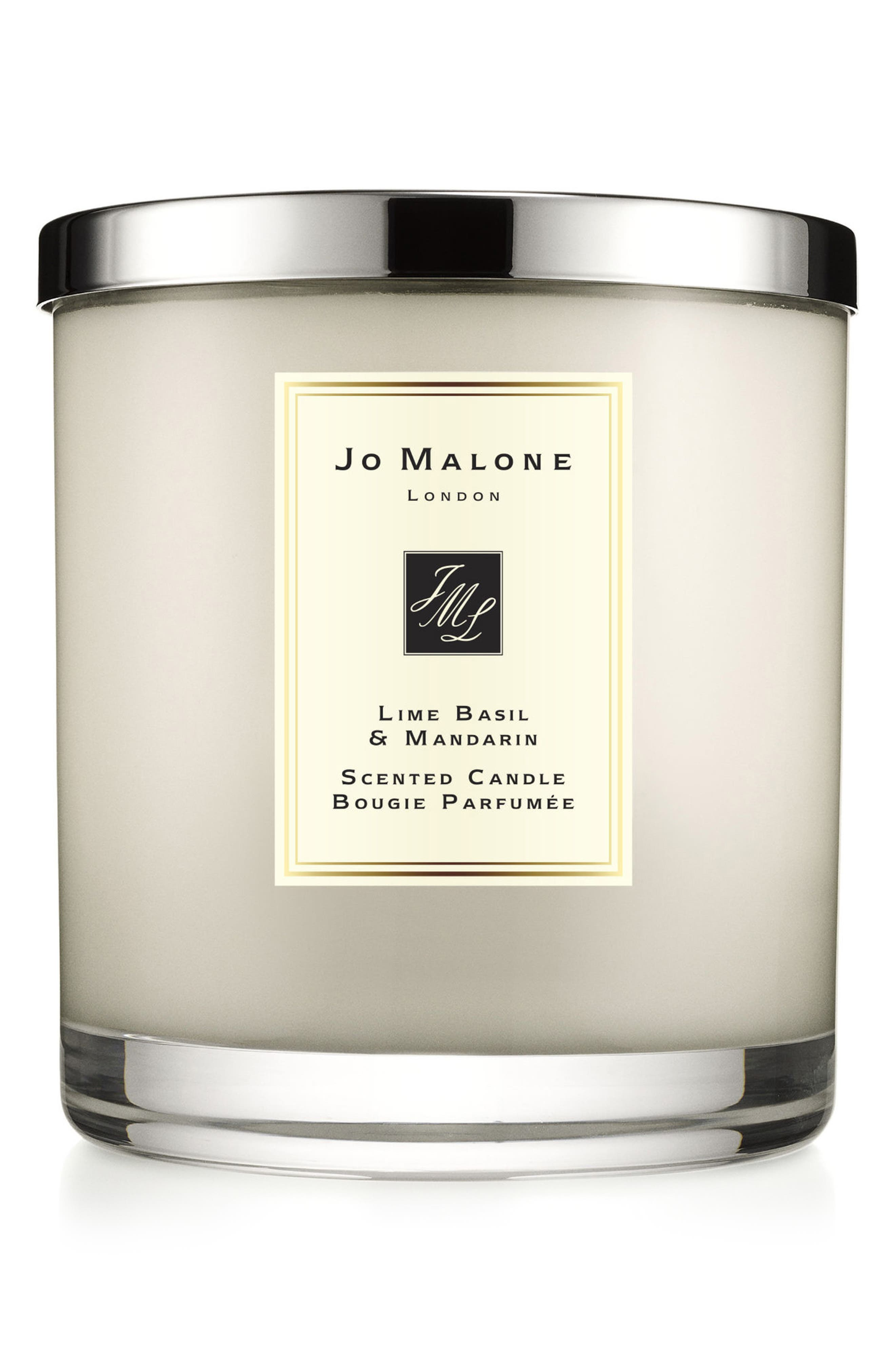 Jo Malone™ Lime Basil & Mandarin Deluxe Candle (Limited Edition)