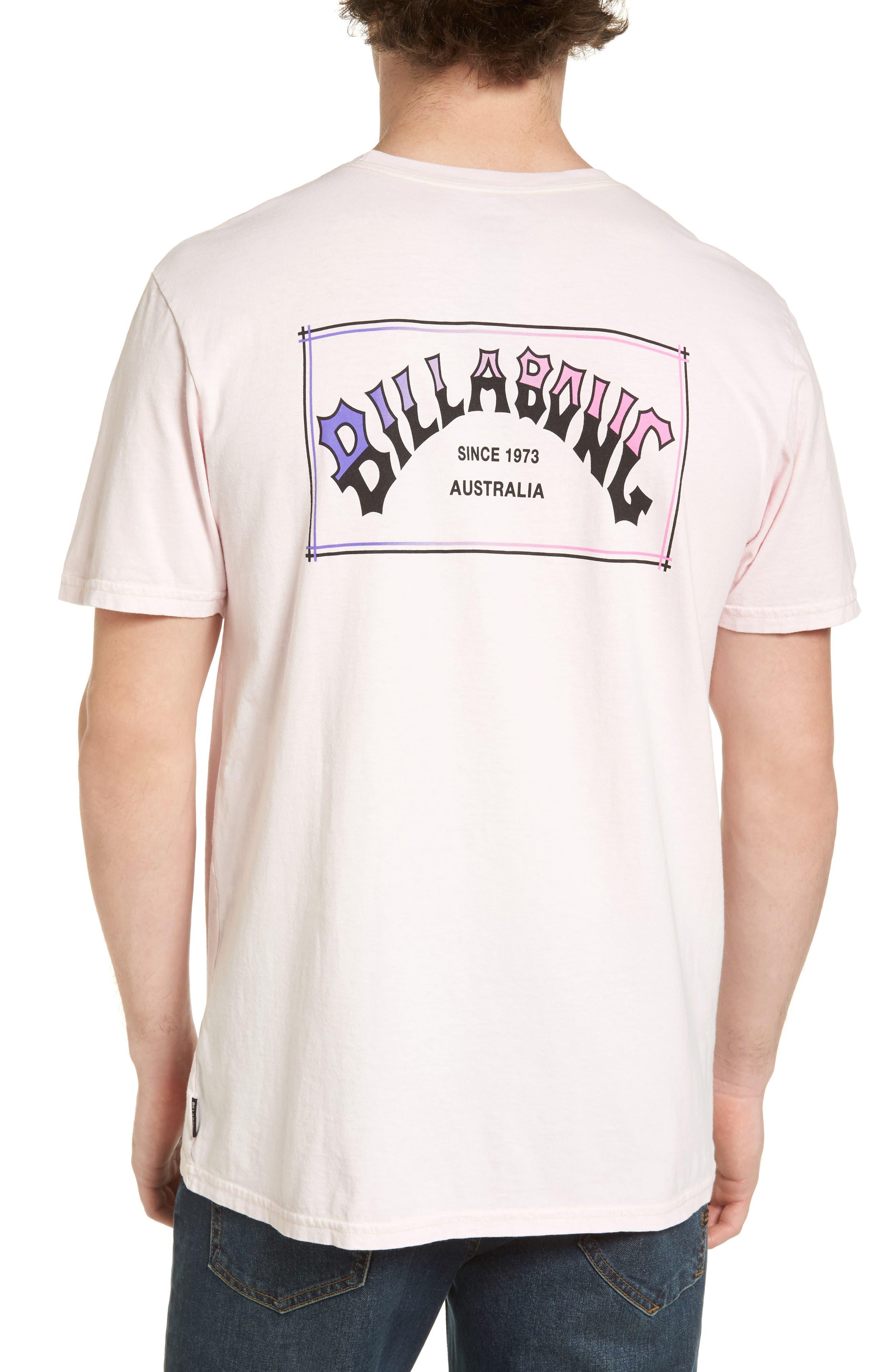 Alternate Image 2  - Billabong Boxed Arch T-Shirt