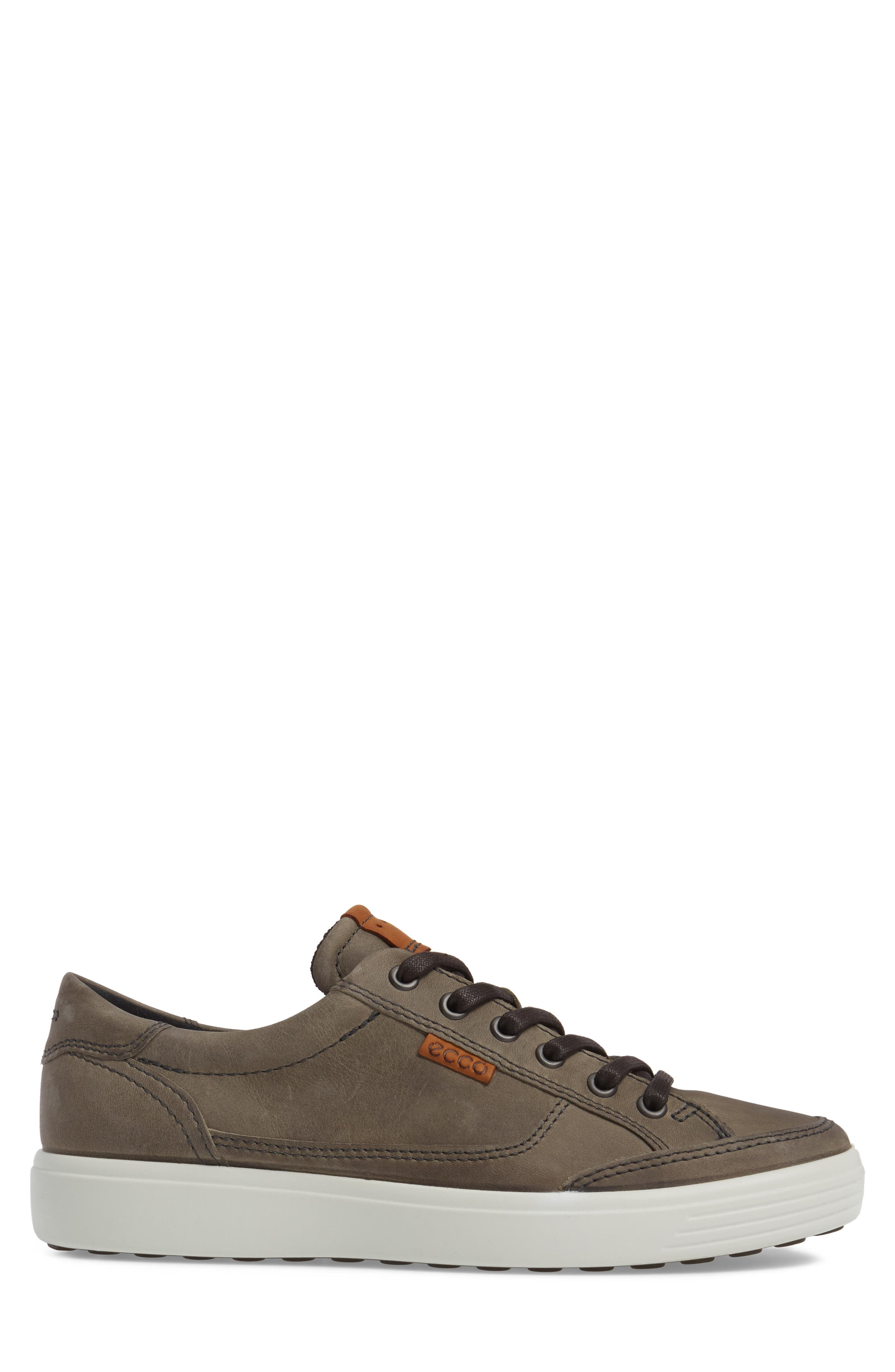 Soft 7 Sneaker,                             Alternate thumbnail 3, color,                             Wild Dove Leather