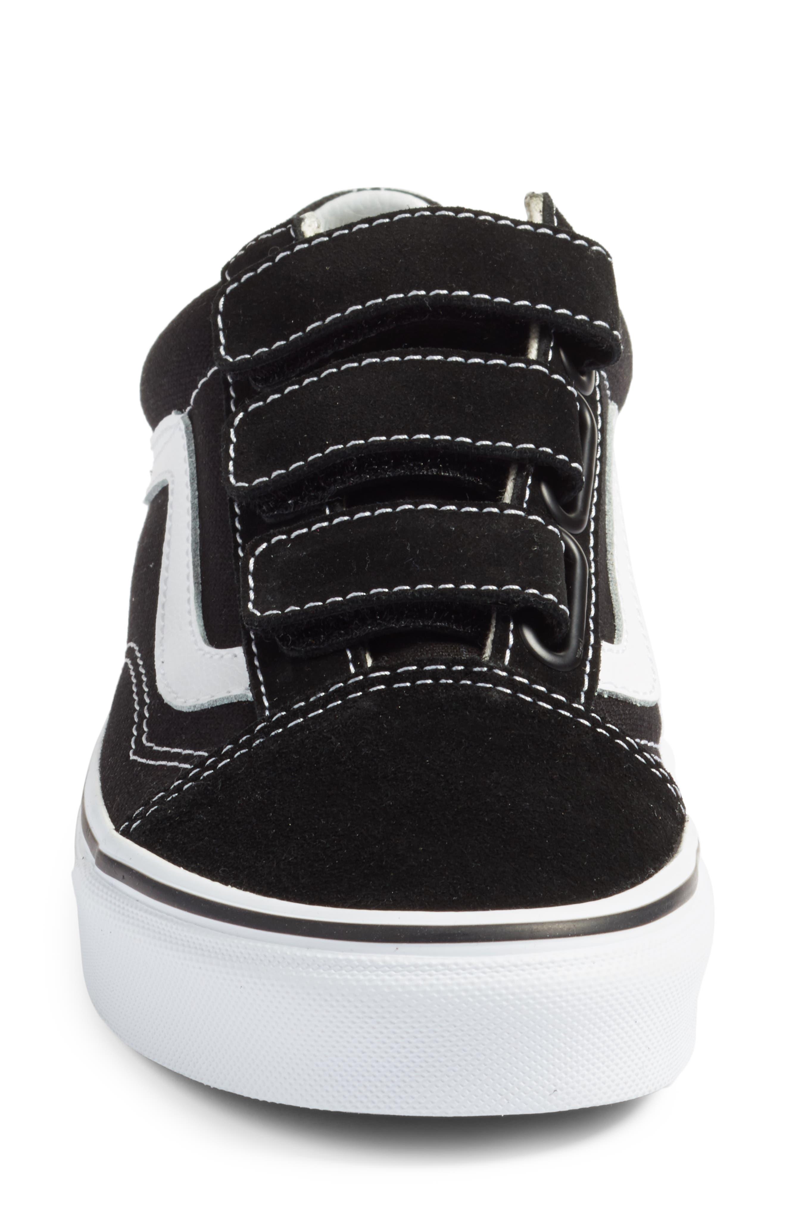 Alternate Image 4  - Vans Old Skool V Pro Sneaker (Women)