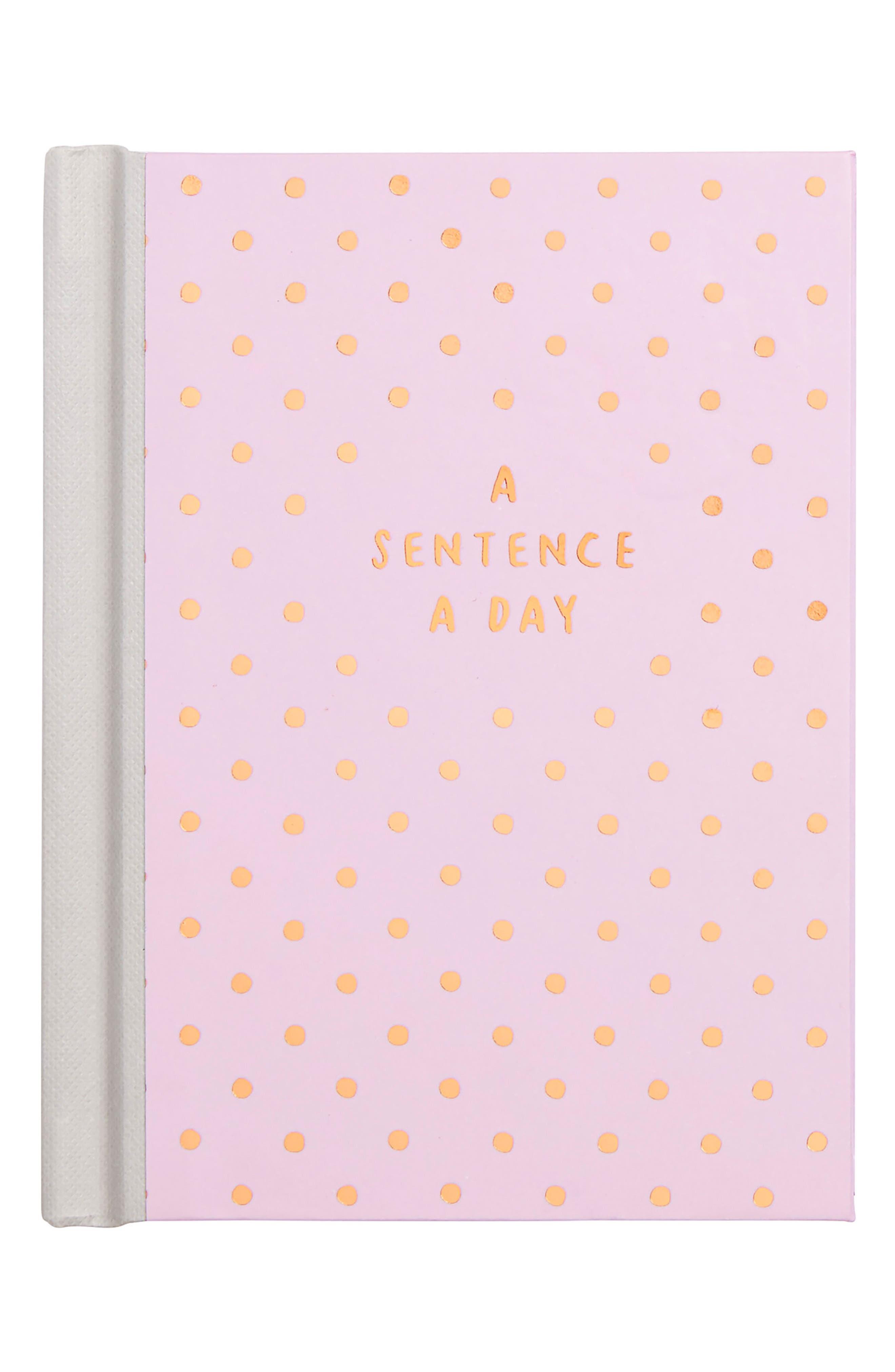 Main Image - kikki.K A Sentence A Day Journal