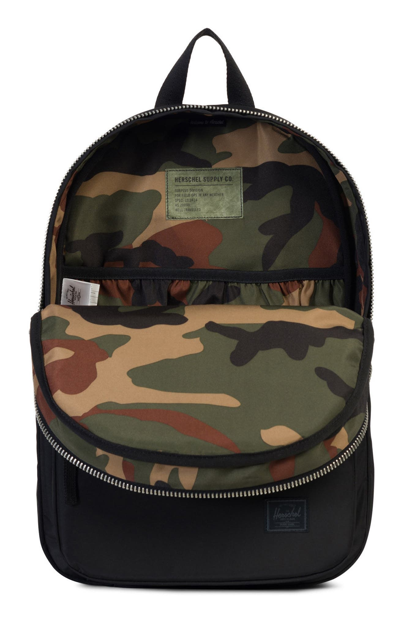 Alternate Image 3  - Herschel Supply Co. Lawson Surplus Collection Backpack