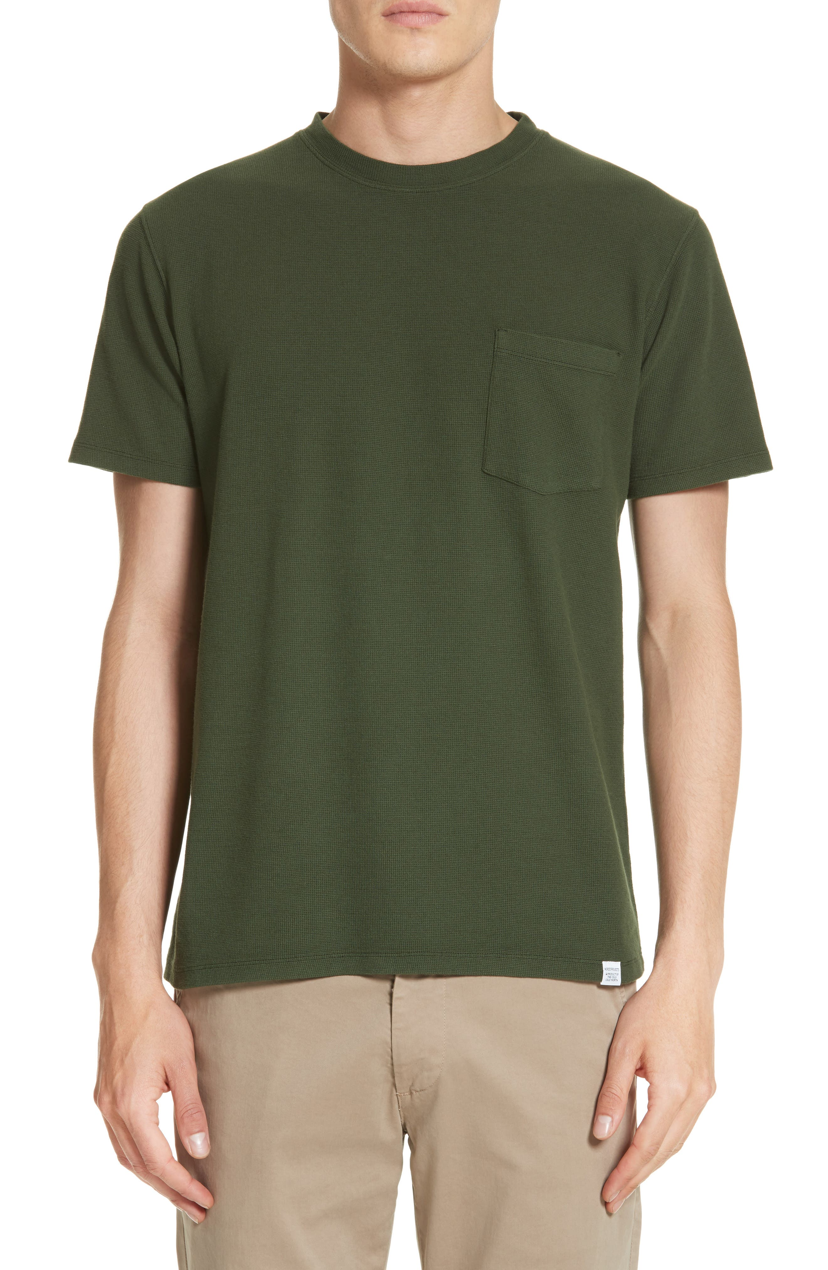 Main Image - Norse Projects Niels Garment Dye T-Shirt