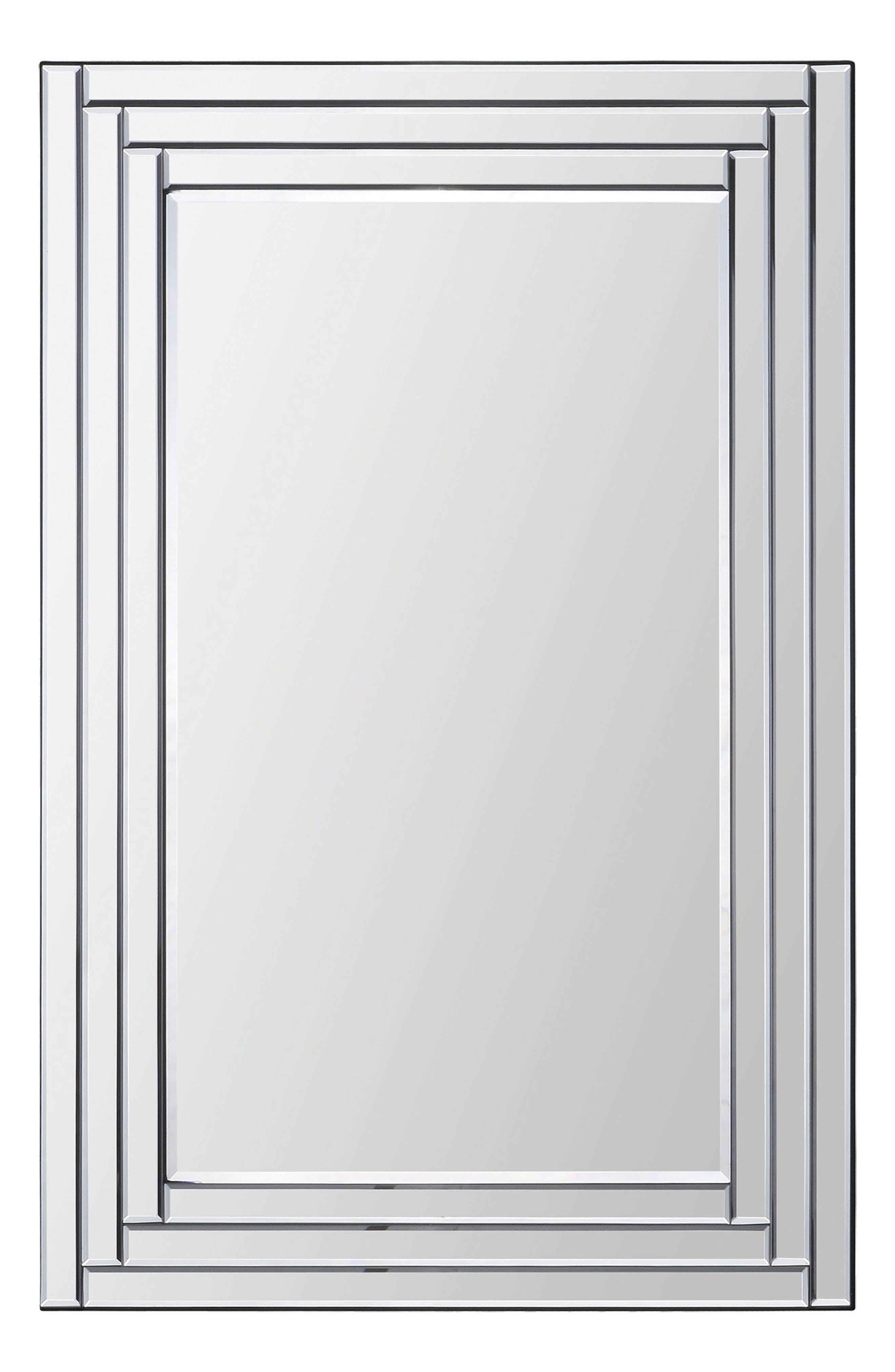Edessa Mirror,                         Main,                         color, Clear