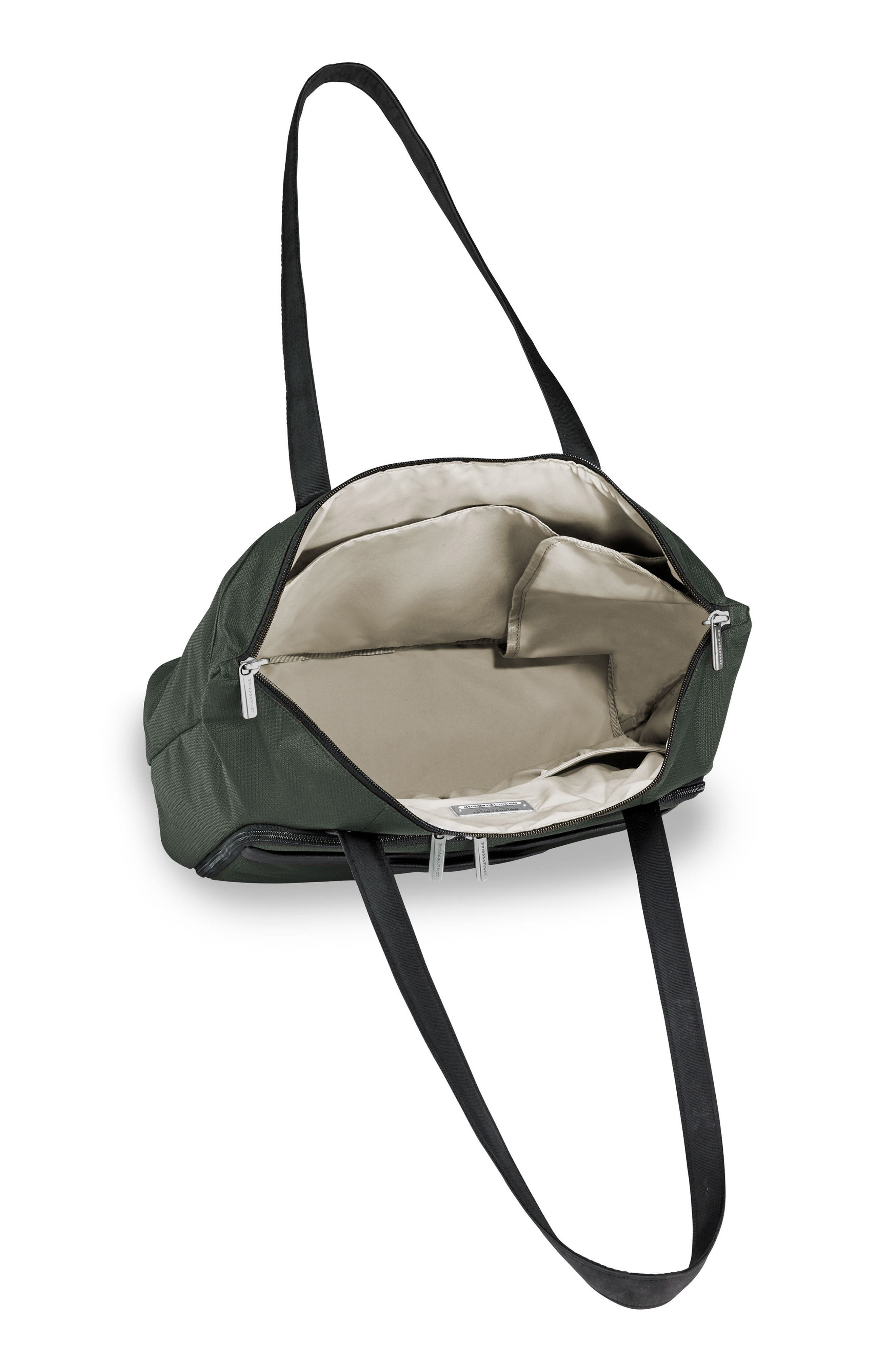 Transcend 400 Tote Bag,                             Alternate thumbnail 2, color,                             Rainforest Green