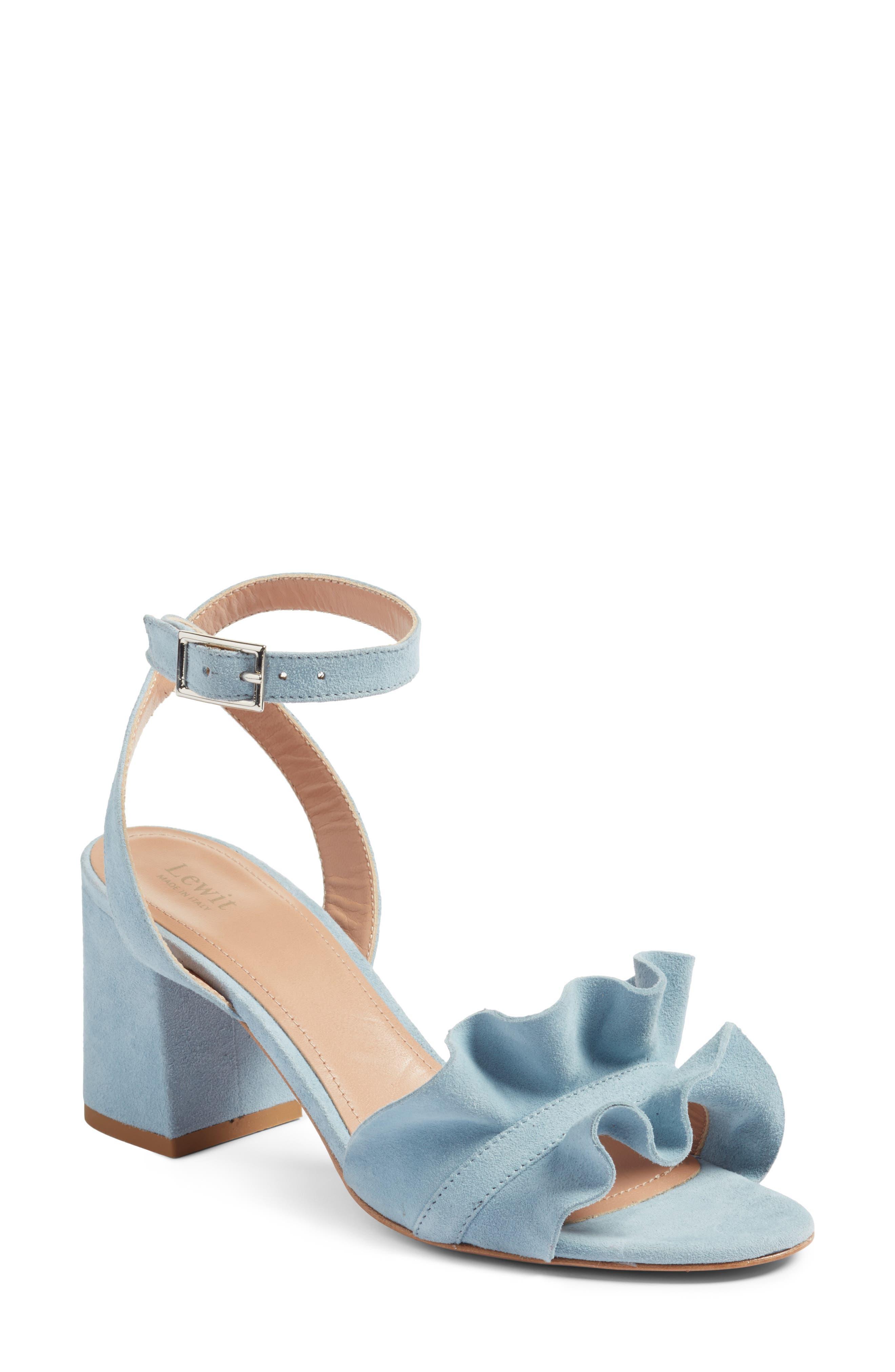 Lewit Lucina Ankle Strap Sandal (Women)
