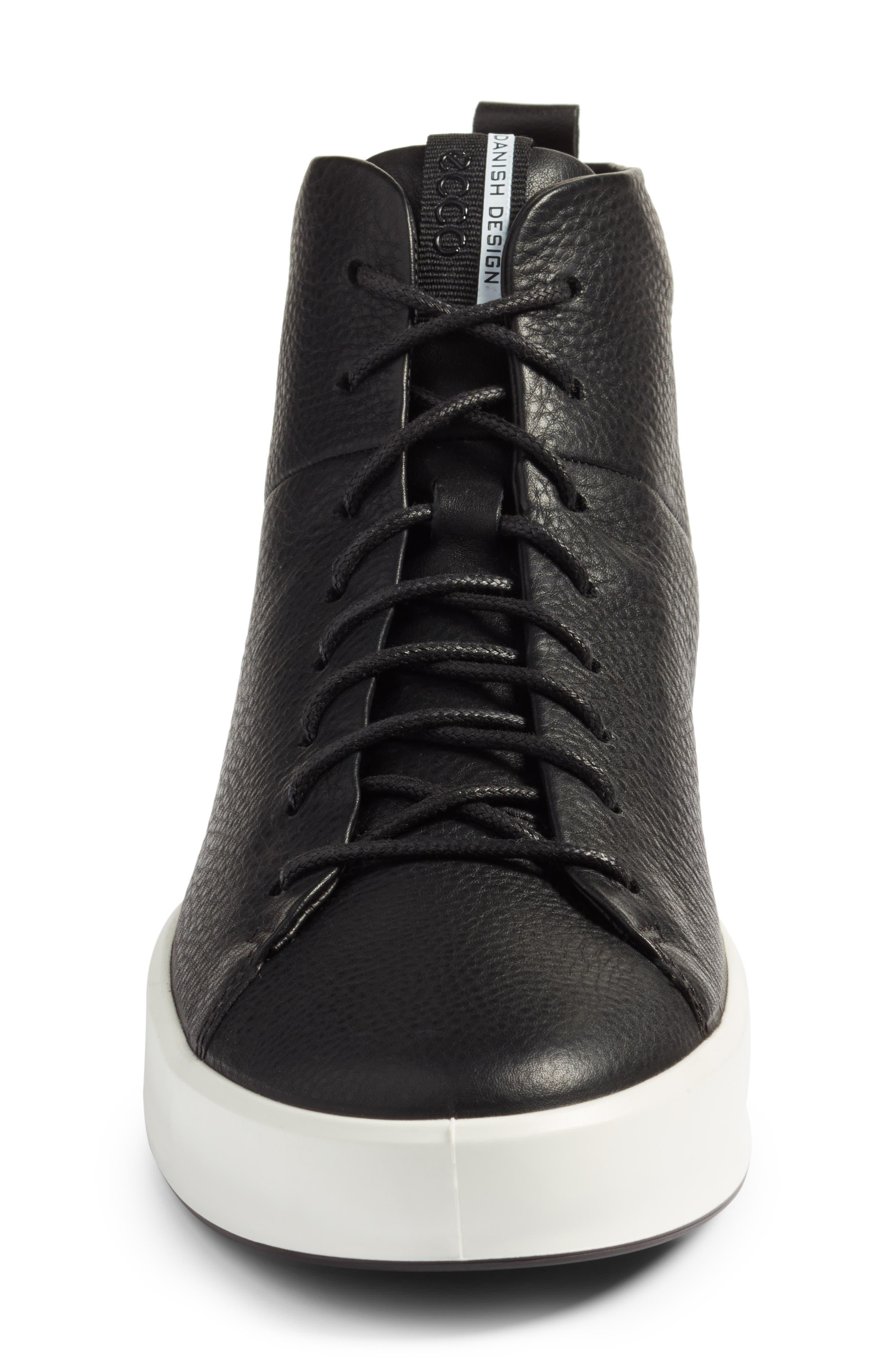 Soft 8 Sneaker,                             Alternate thumbnail 5, color,                             New Black