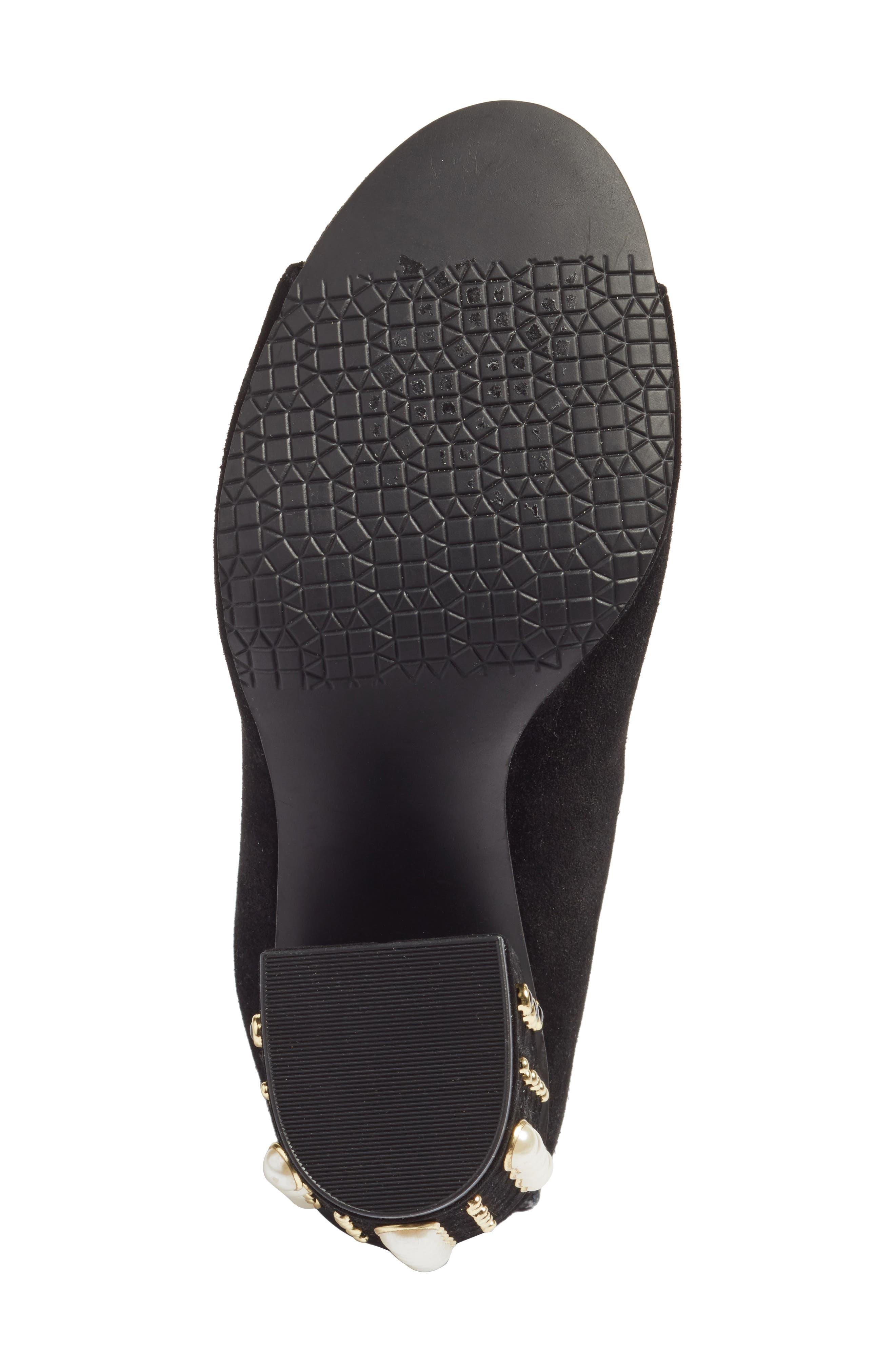 Alternate Image 6  - BP. Tabitha Embellished Open Toe Mule (Women)