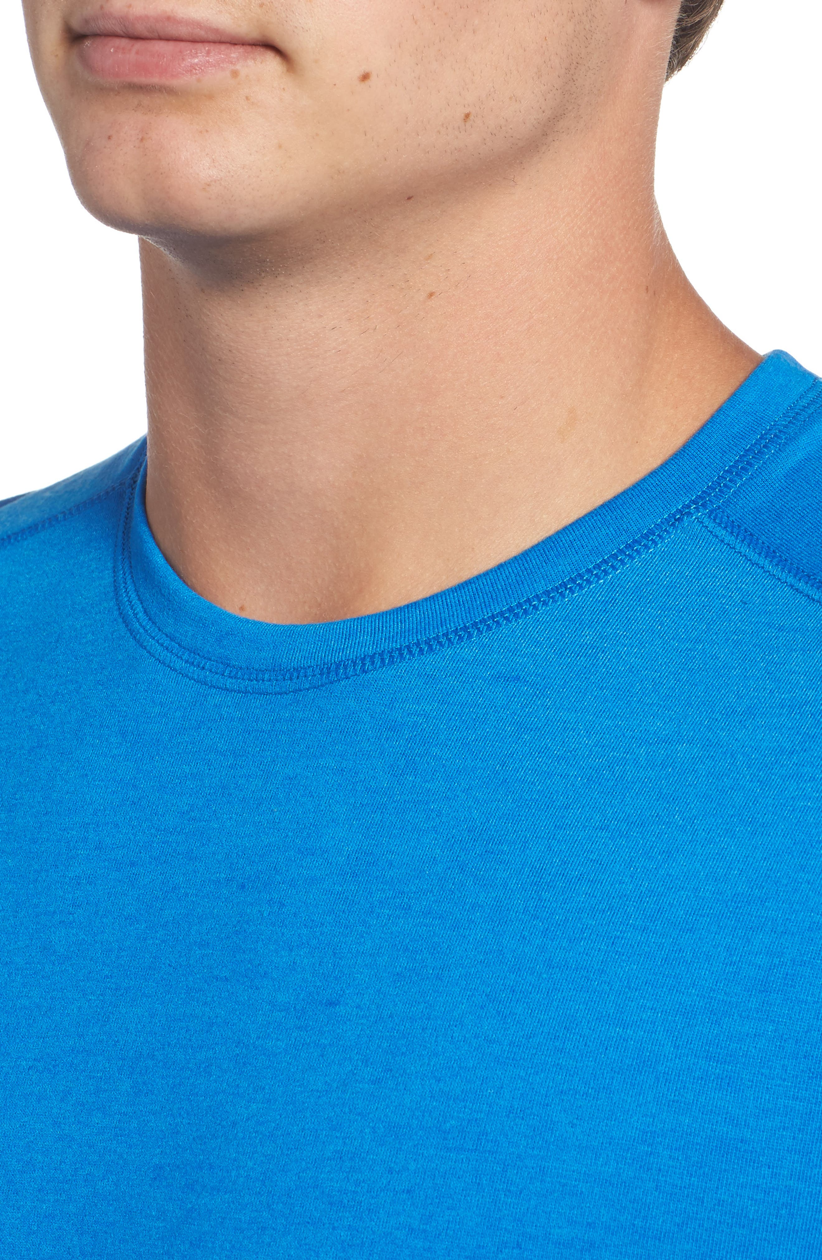 Alternate Image 4  - Zella Celsian Training T-Shirt