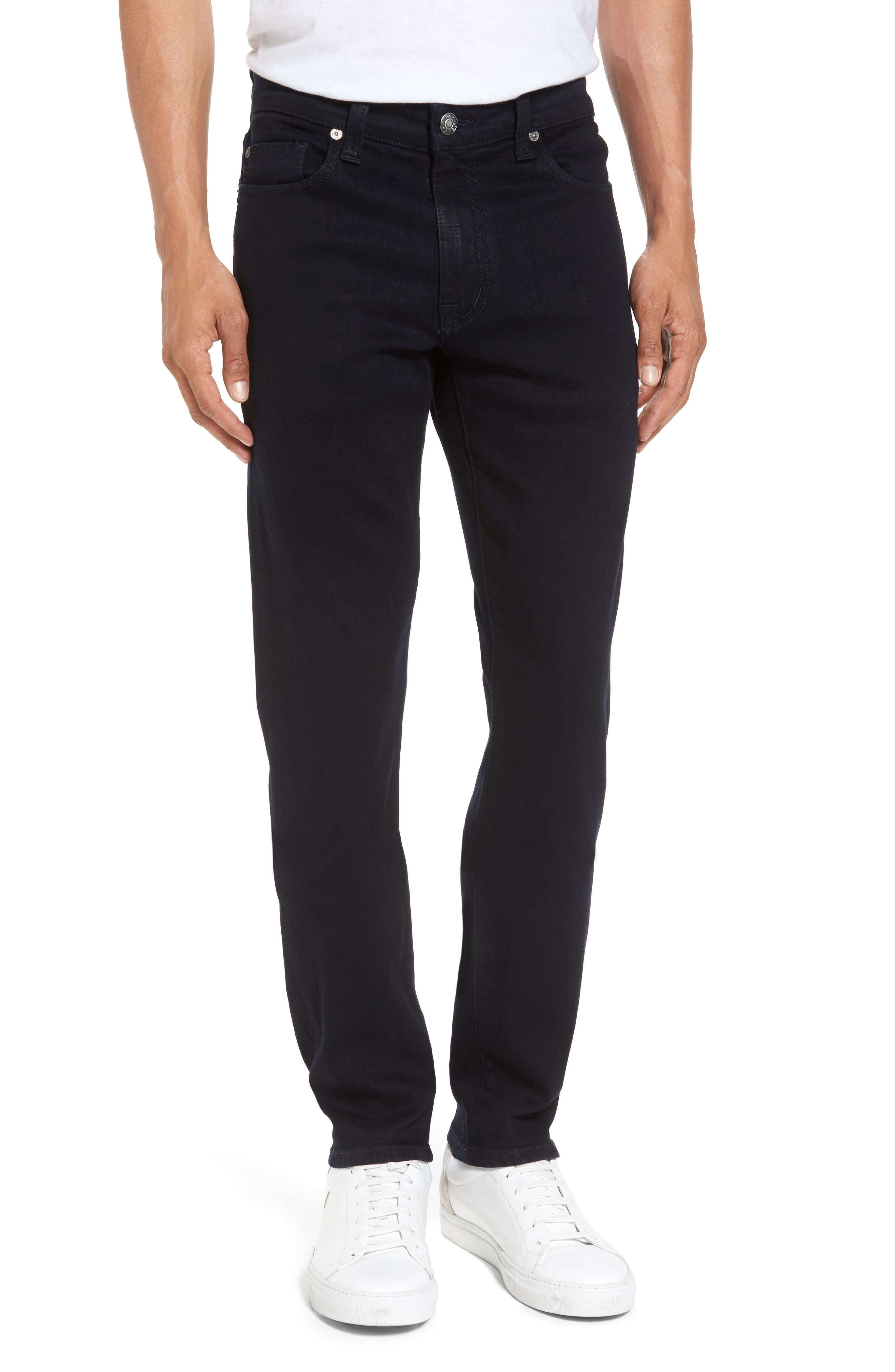 Alternate Image 1 Selected - Fidelity Denim Torino Slim Fit Jeans (Everblue)