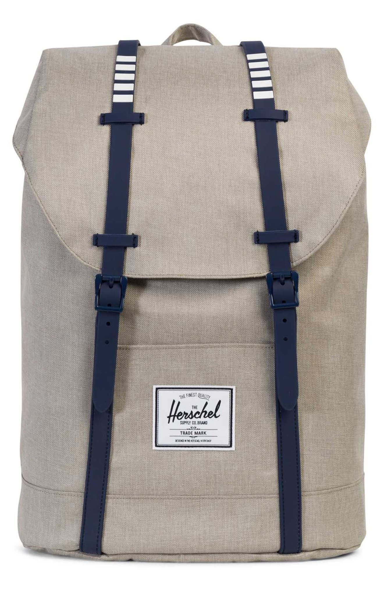 Alternate Image 1 Selected - Herschel Supply Co. 'Retreat' Backpack