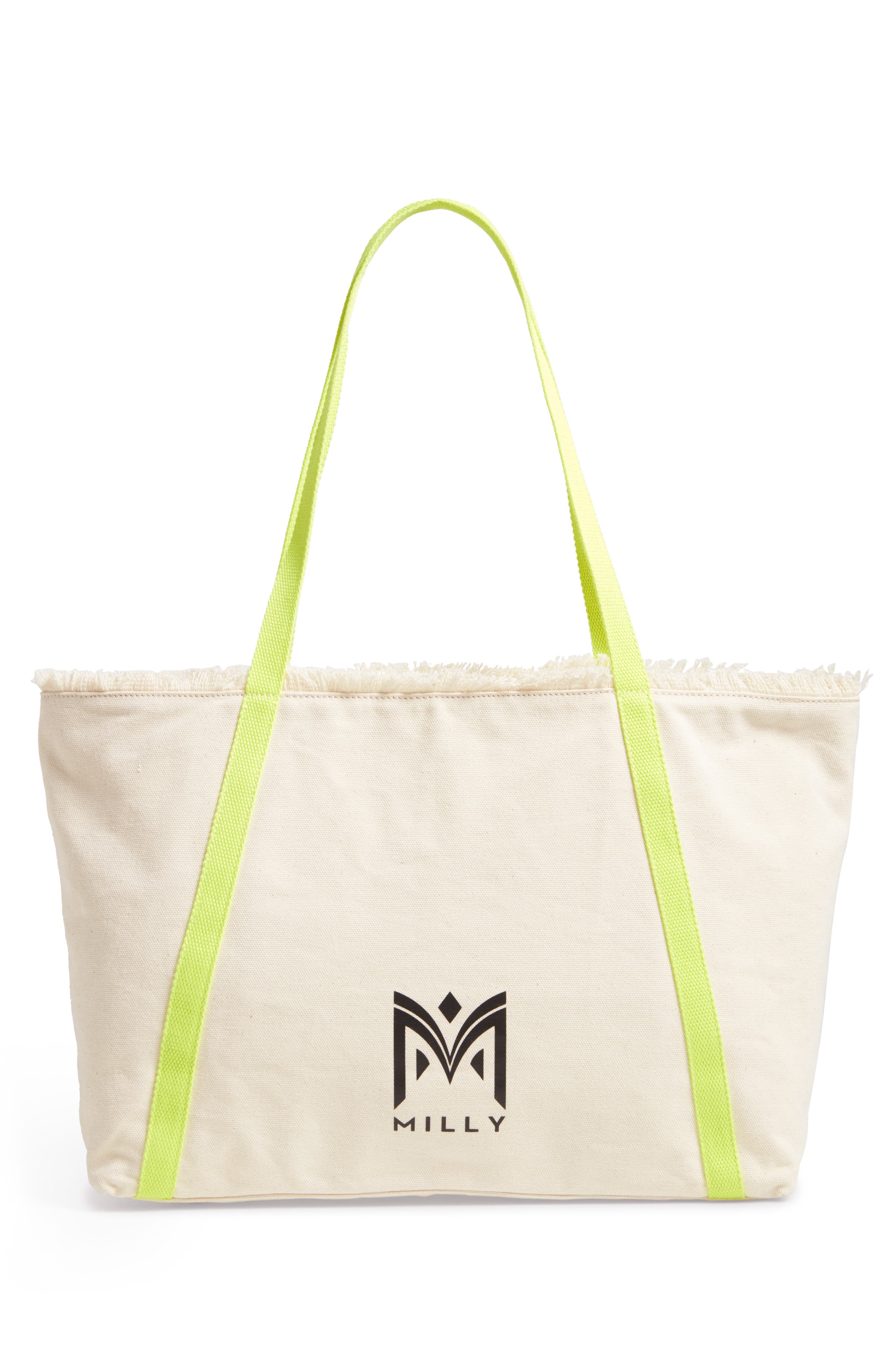 Alternate Image 3  - Milly Canvas Tote
