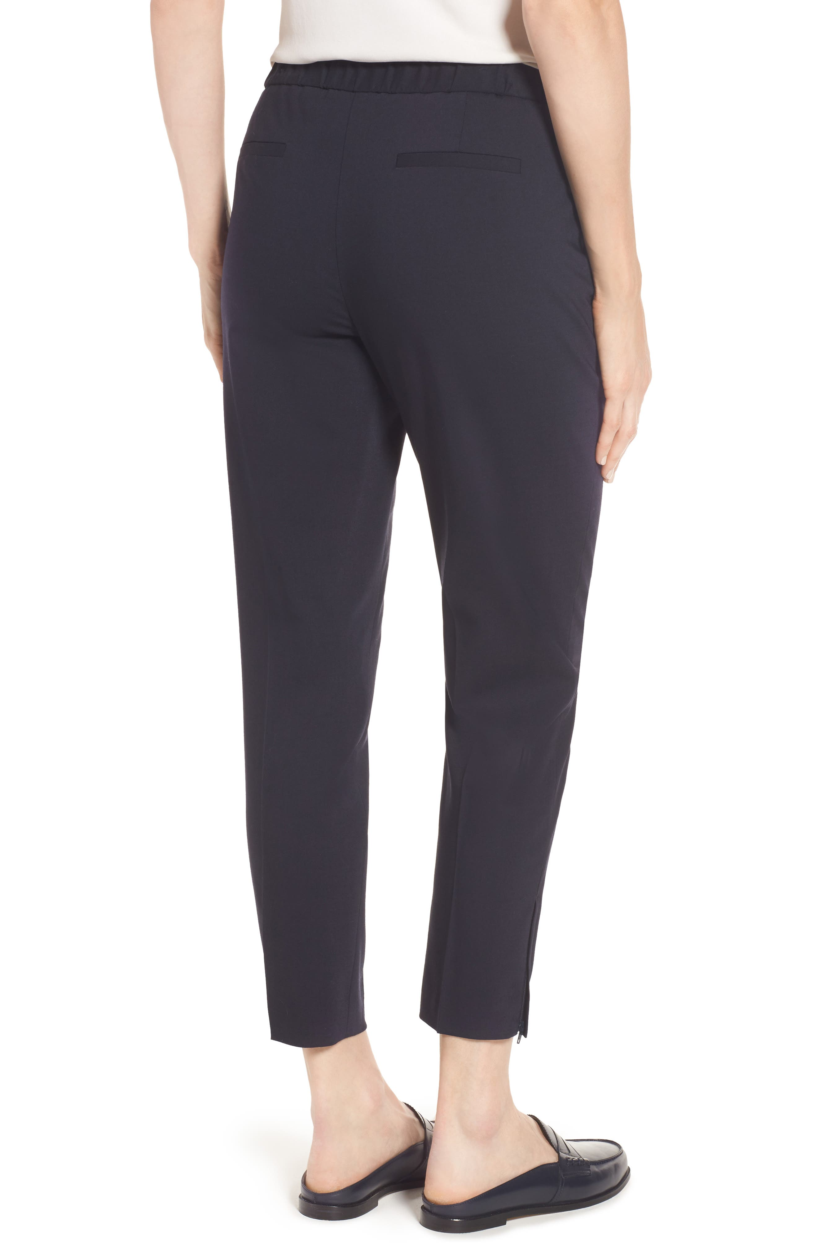 Alternate Image 2  - Nordstrom Signature Stretch Ankle Pants