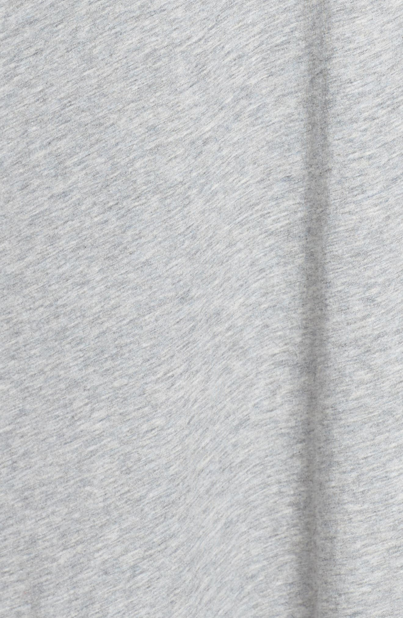 Alternate Image 5  - skin Cotton Chemise
