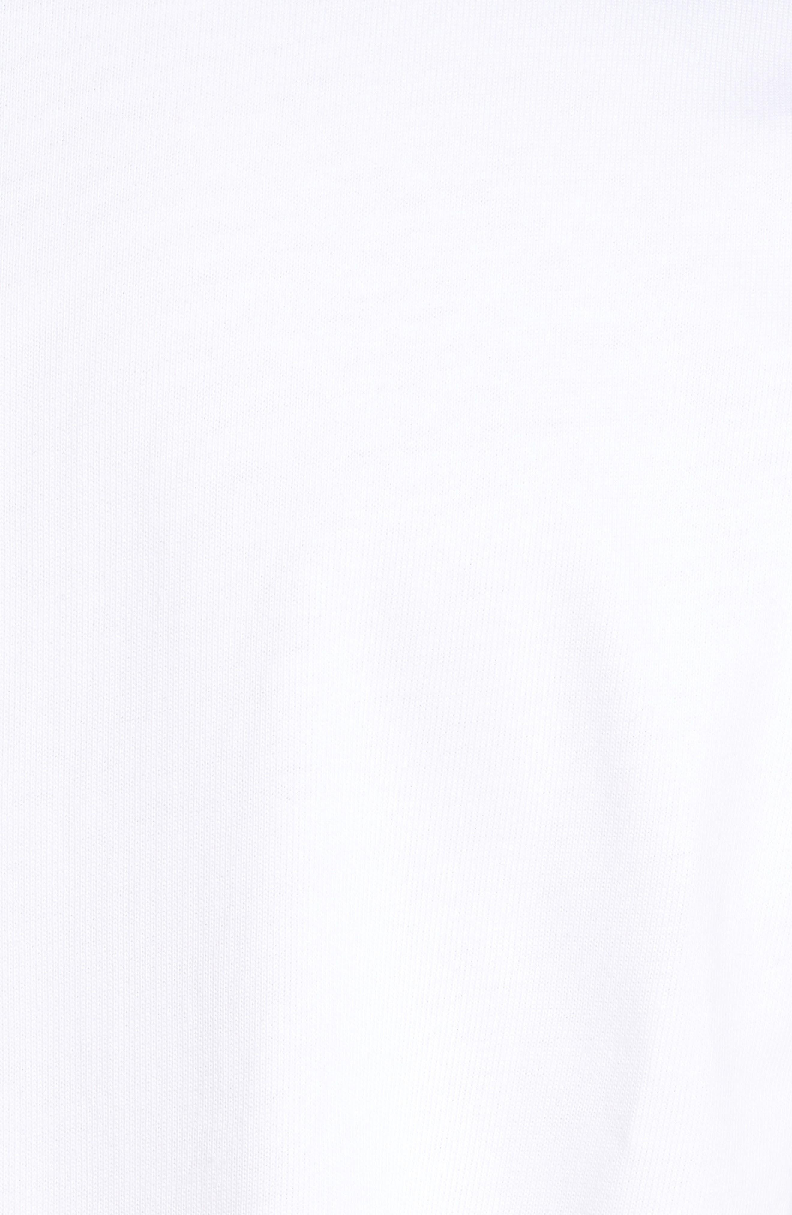 Sportswear 23 Engineered T-Shirt,                             Alternate thumbnail 5, color,                             White/ Black